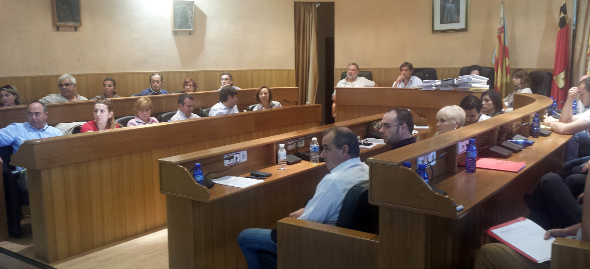 Juanma Ramón: «Exigim que els pressupostos 2015 de Paterna tinguen dotació per a la targeta solidària»