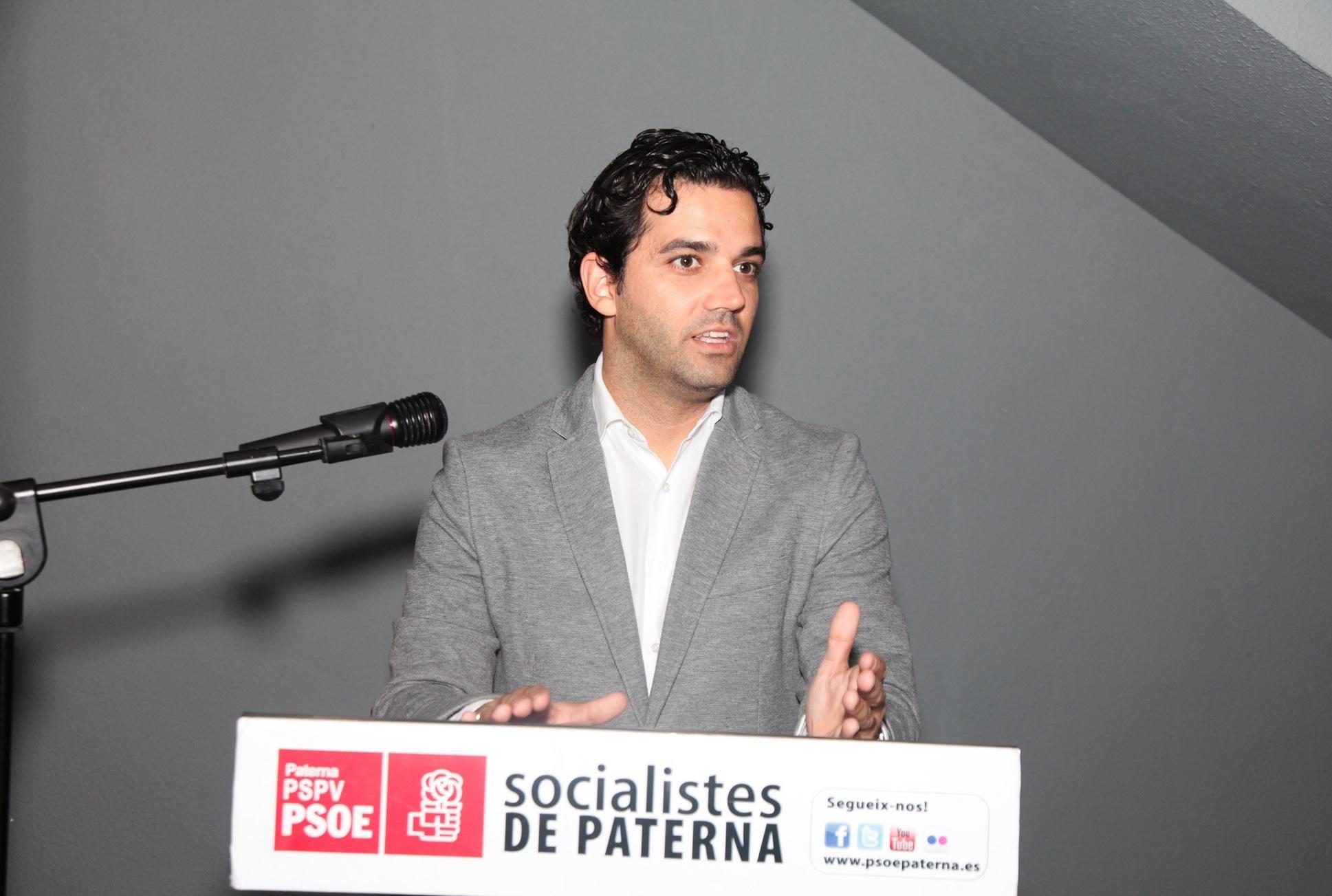 Sagredo denuncia una nueva subida del agua del 4,5 en Paterna