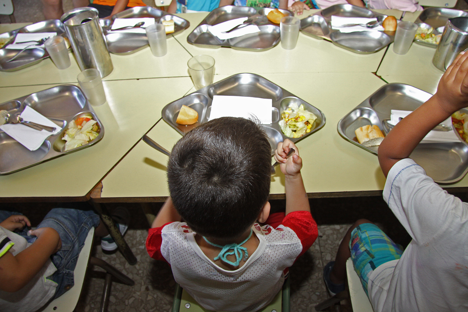 Alaquàs oferirà menjador escolar durant les vacances de Pasqua