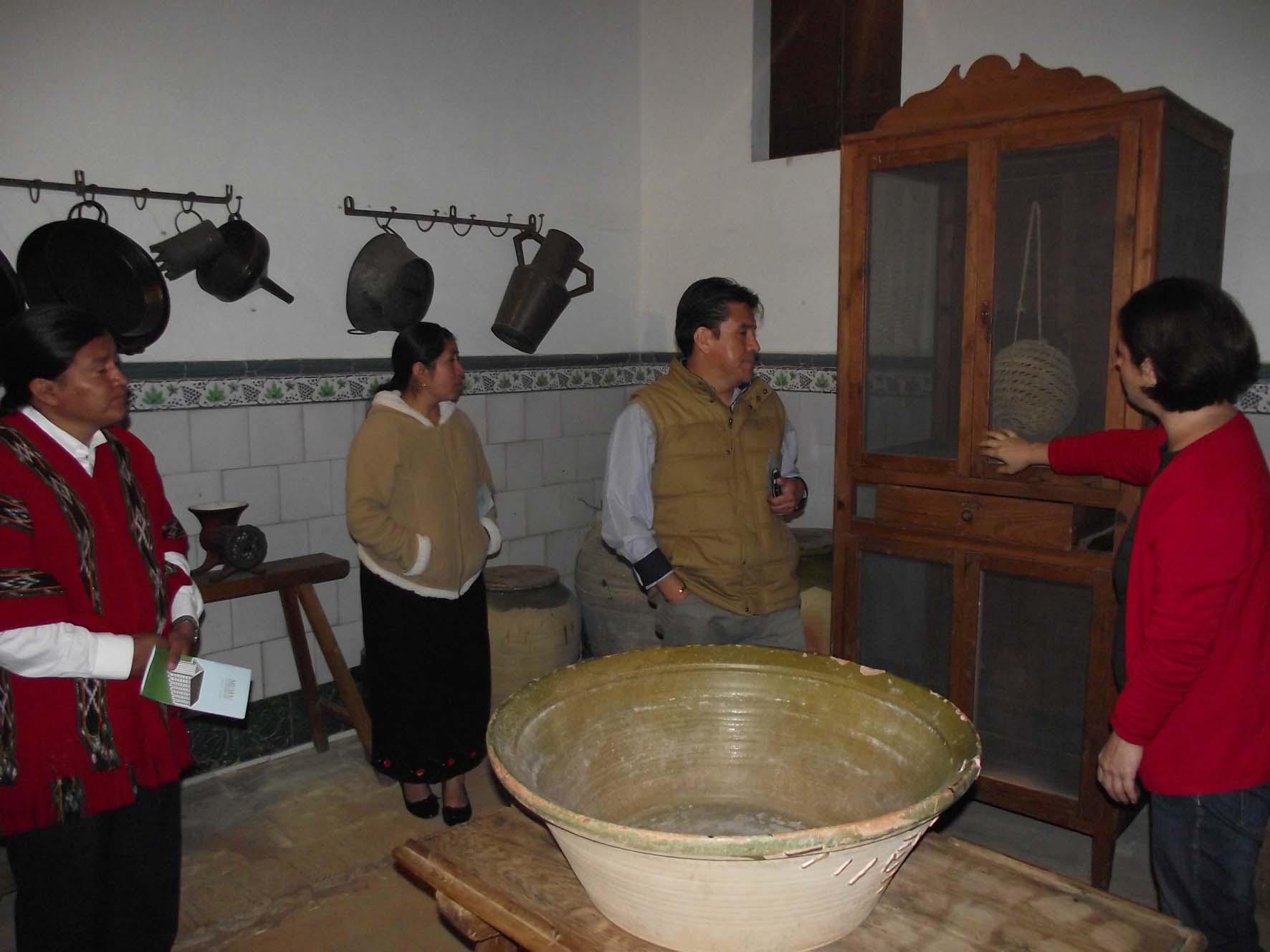 Representantes de Ecuador visitan la Mancomunitat de l'Horta Sud