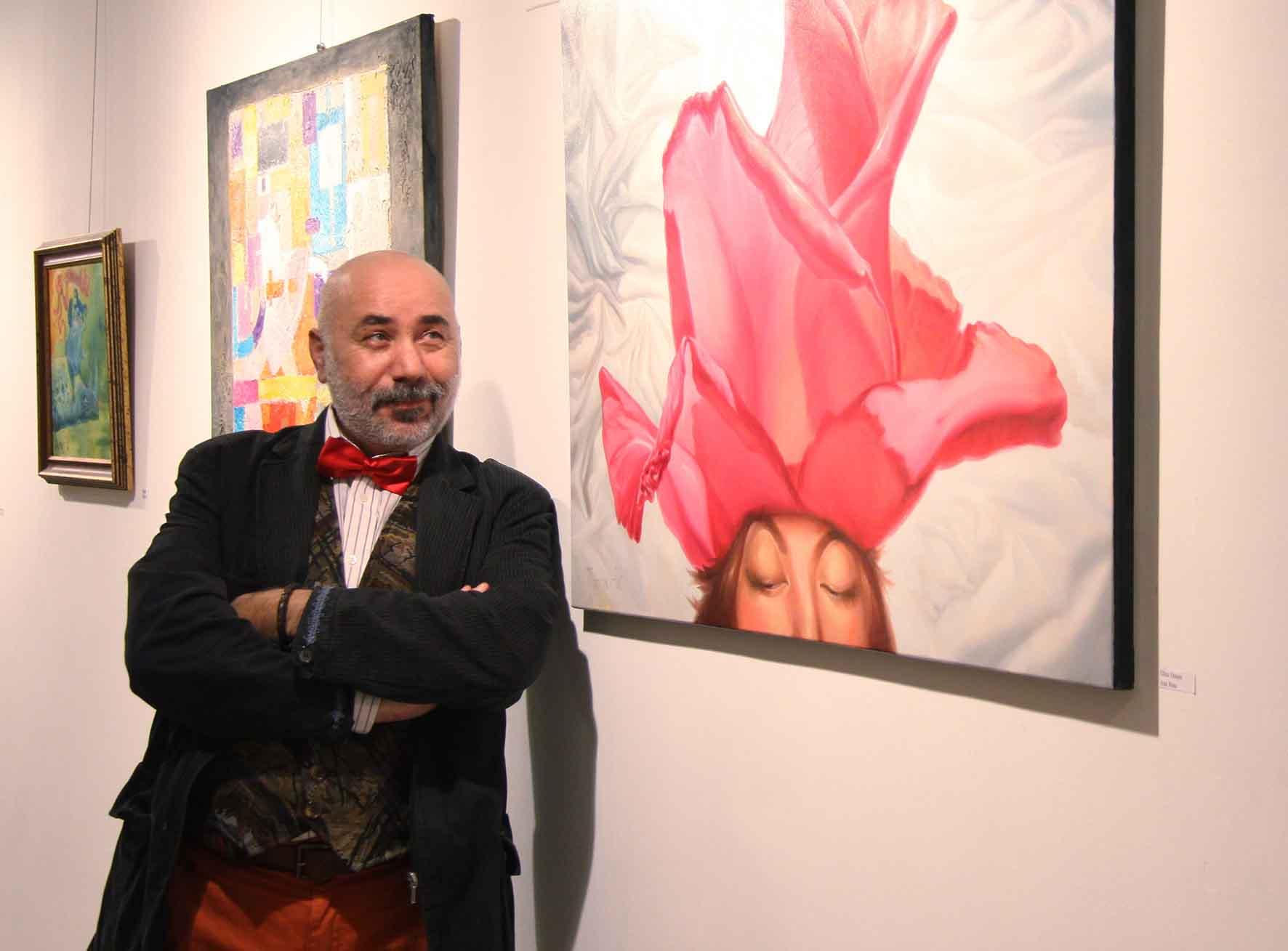 El armenio Tigran Vardijyan expone en el Centro Cultural de Mislata
