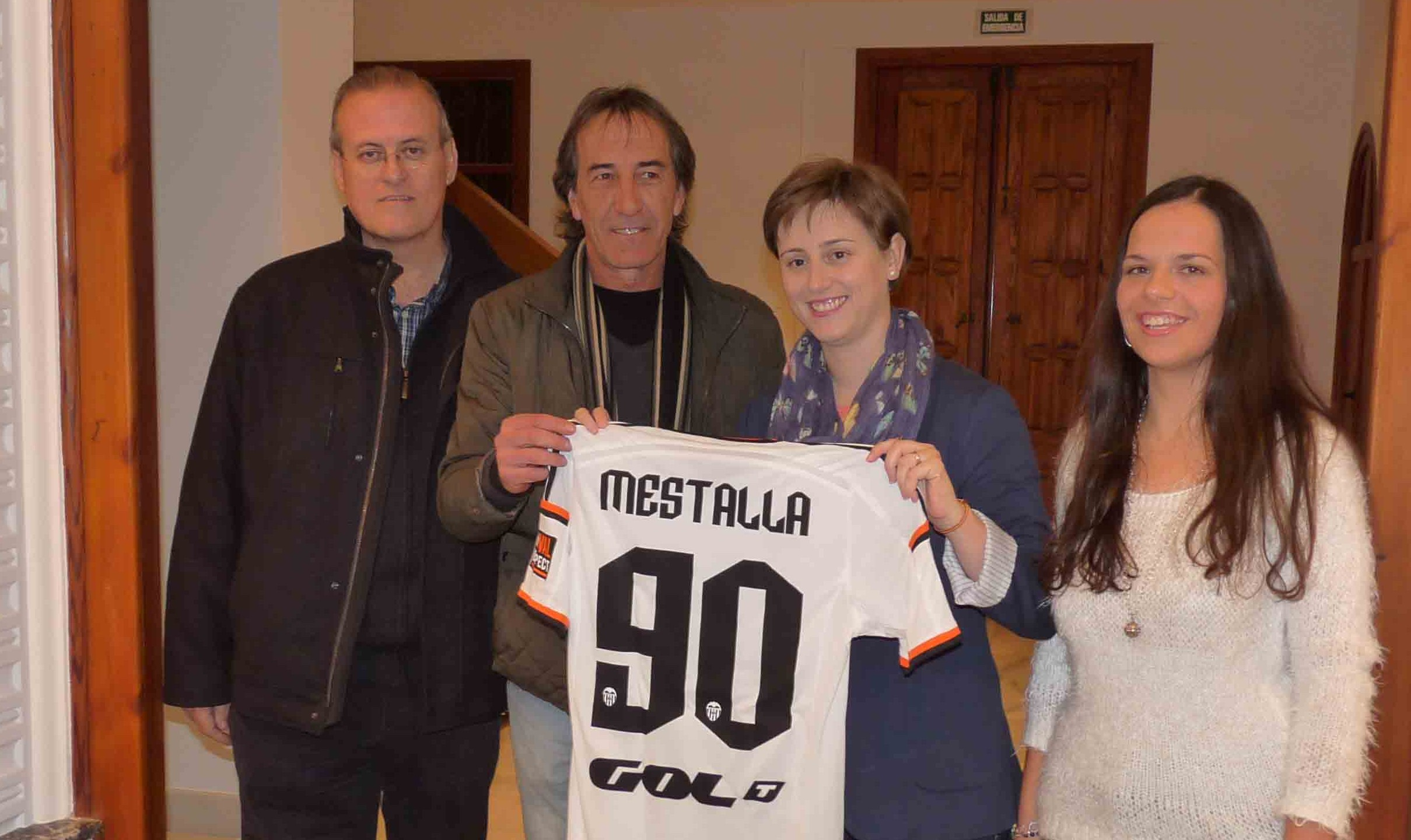 Benetússer rinde homenaje a Mestalla