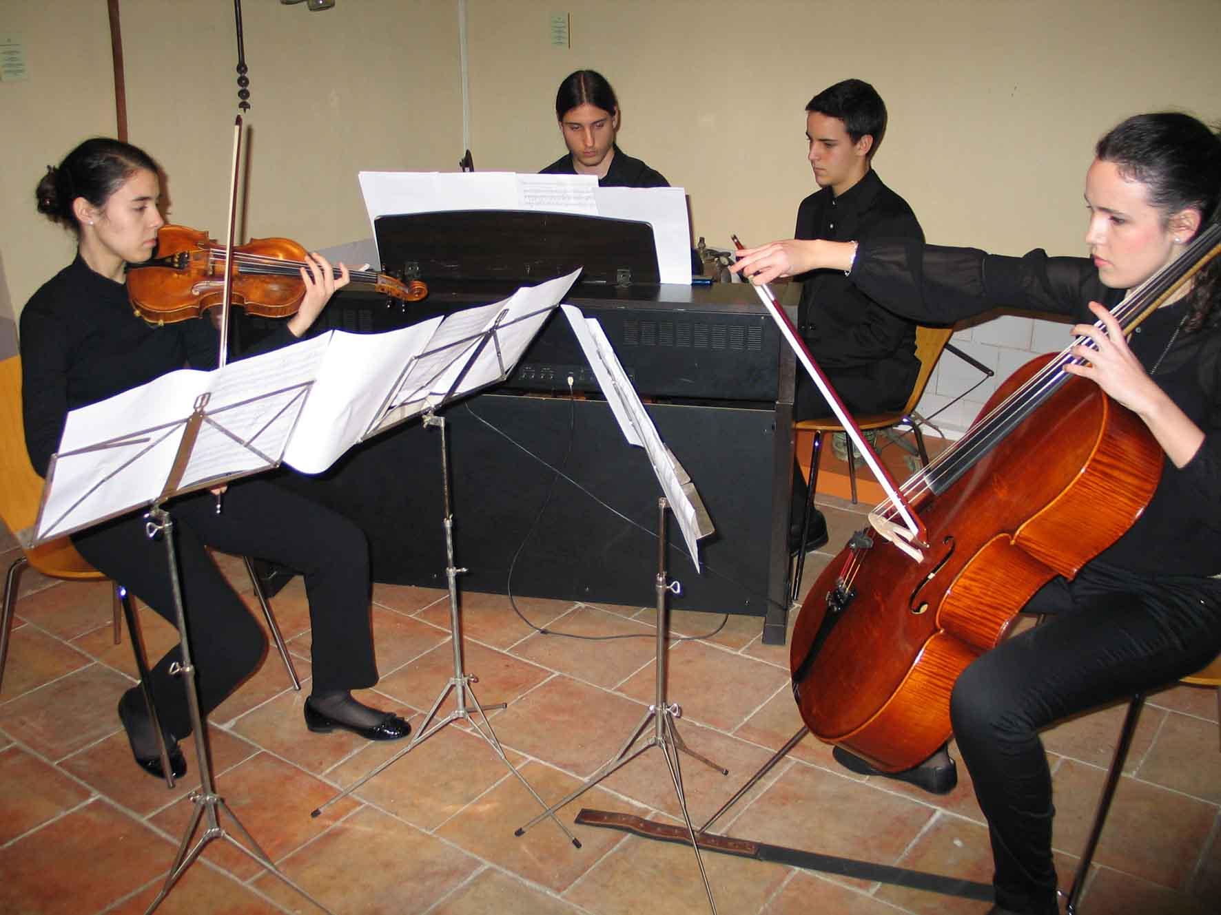 Inaugurado el ciclo de conciertos de Música de Cámara de l'Horta Sud