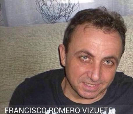 Francisco Romero, enterrado hoy en Paiporta