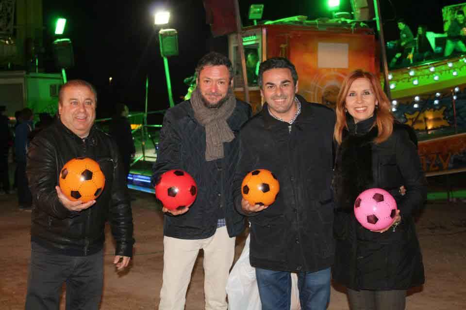Aldaia ya disfruta de su feria de carnaval en La Pedrota