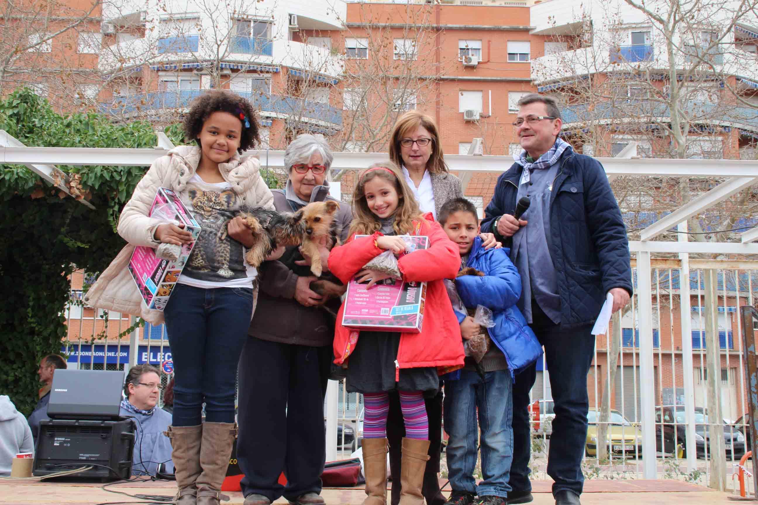 Los amantes de los animales tienen una cita este domingo en Alaquàs