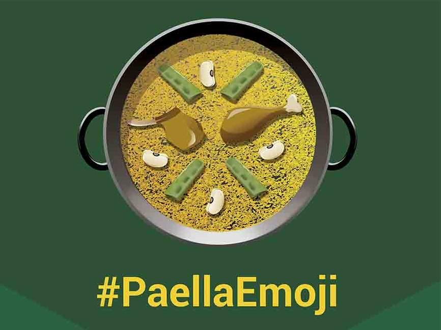A conseguir que #PaellaEmoji se convierta mañana en Trending Topic