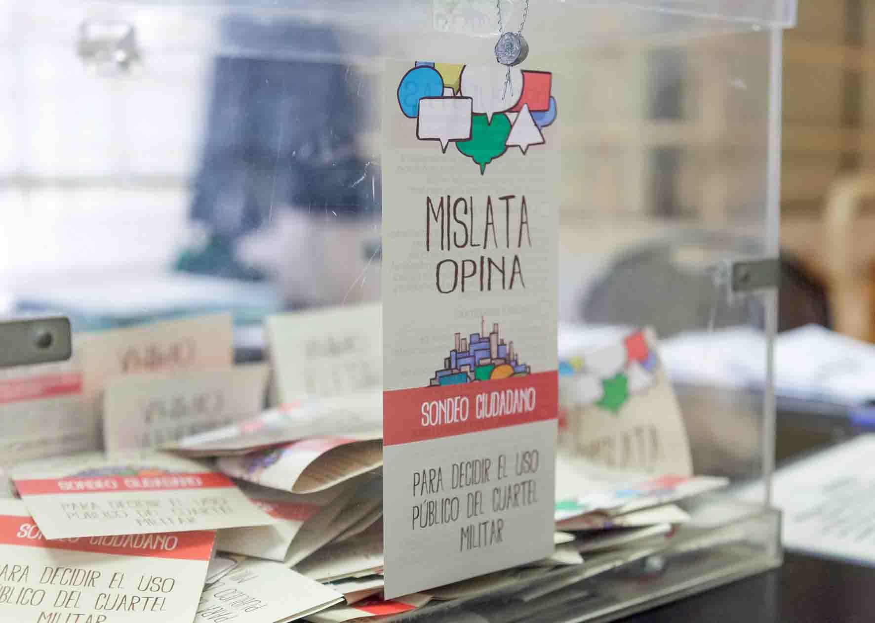 Mislata elige la opción de Salud y Bienestar para el Cuartel Militar