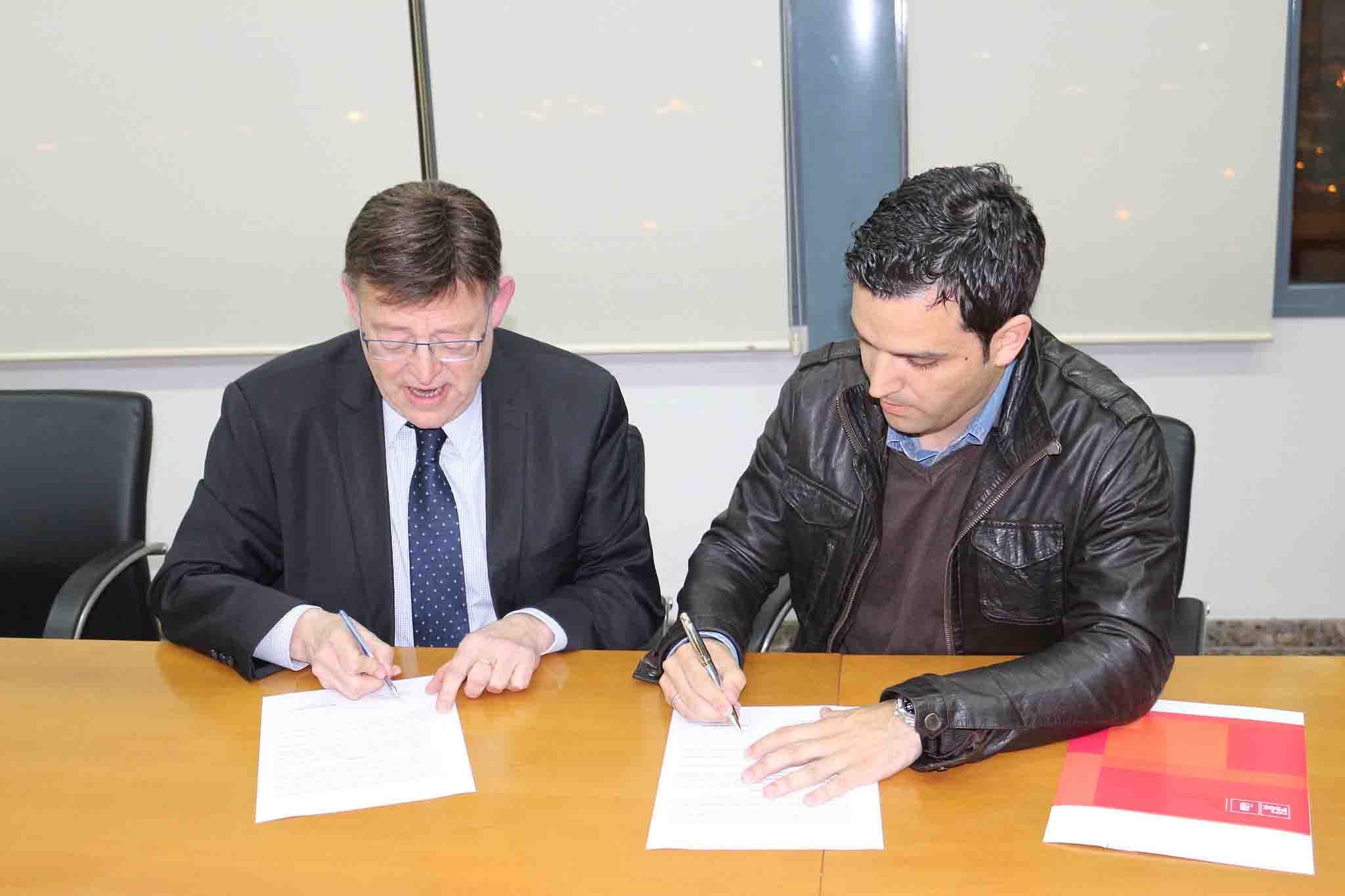 Sagredo implantará una Universidad Popular en Paterna y creará Bancos de Libros