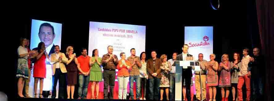 Michel Montaner: «Sí se Puede Xirivella se niega a hablar con el PSPV-PSOE»
