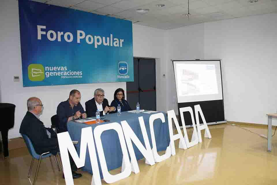 El PP de Moncada acusa al equipo de gobierno de no hacer nada por el Museo de la Seda