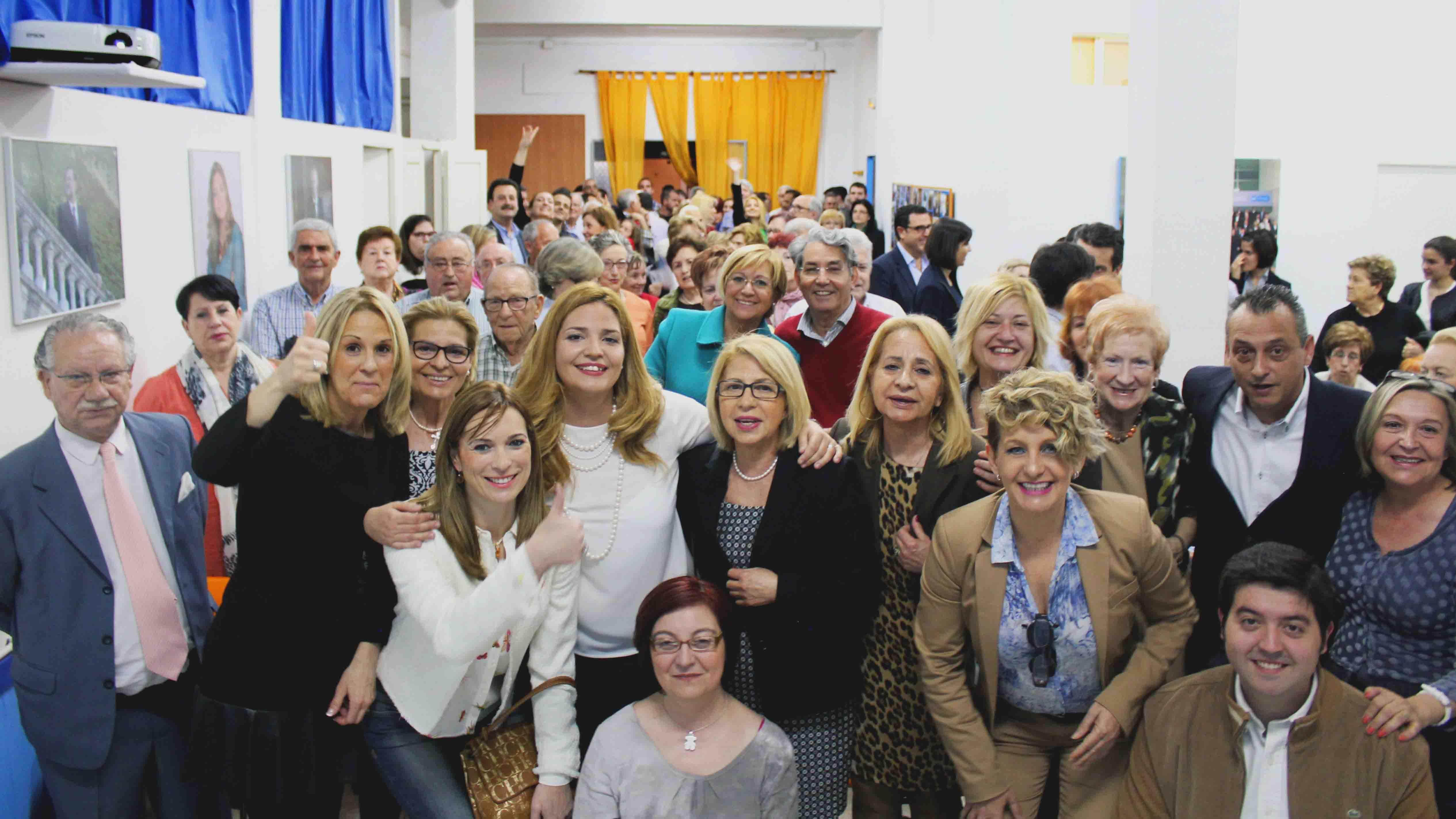 El PP de Burjassot homenajea a la primera mujer concejala en el municipio