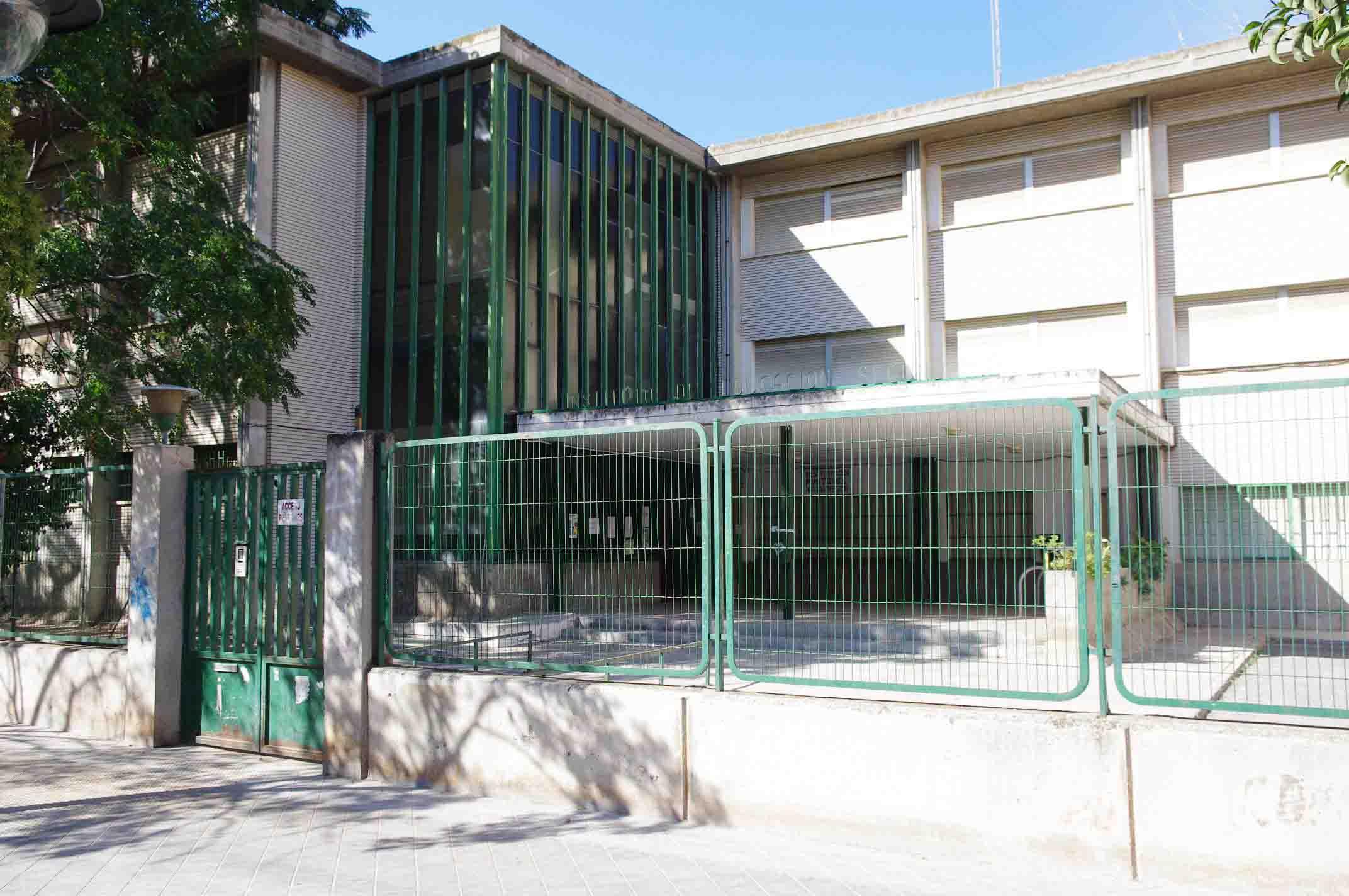 Luz verde a la remodelación del IES Ramón Muntaner de Xirivella