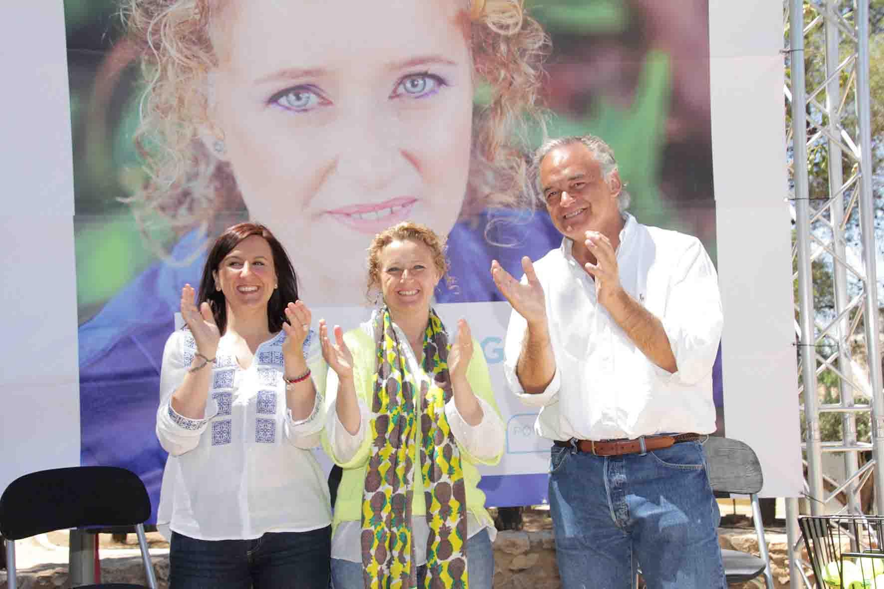 Folgado, Català y Pons participan en la Fiesta de la Familia de Torrent y reivindican el voto para el PP