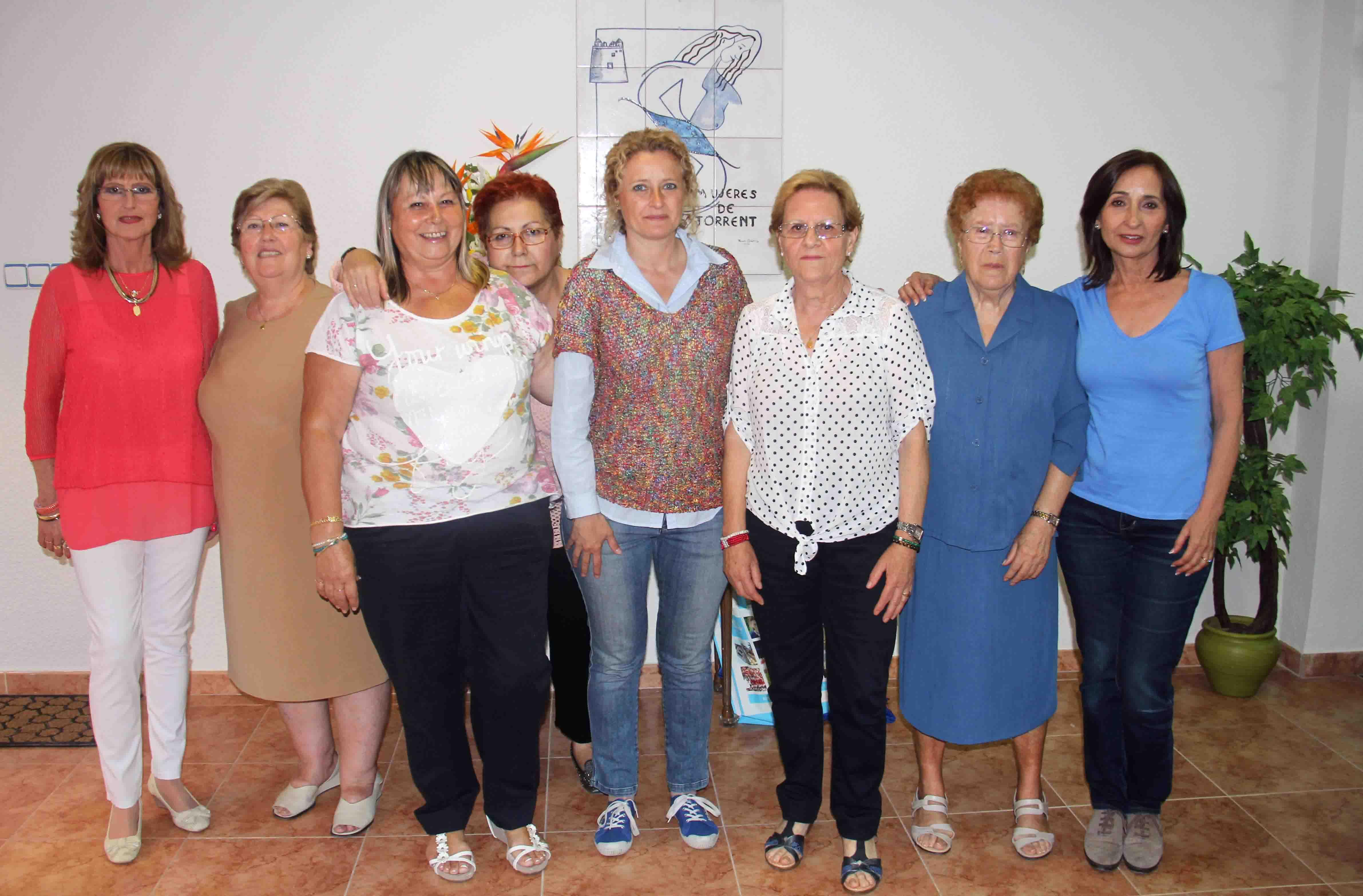 La Asociación Mujeres de Torrent estrena nuevo local