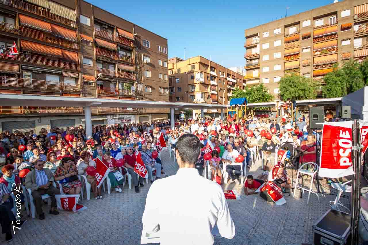 Bielsa: «Los autobuses volverán a Mislata cuando en Valencia no gobierne el Partido Popular»