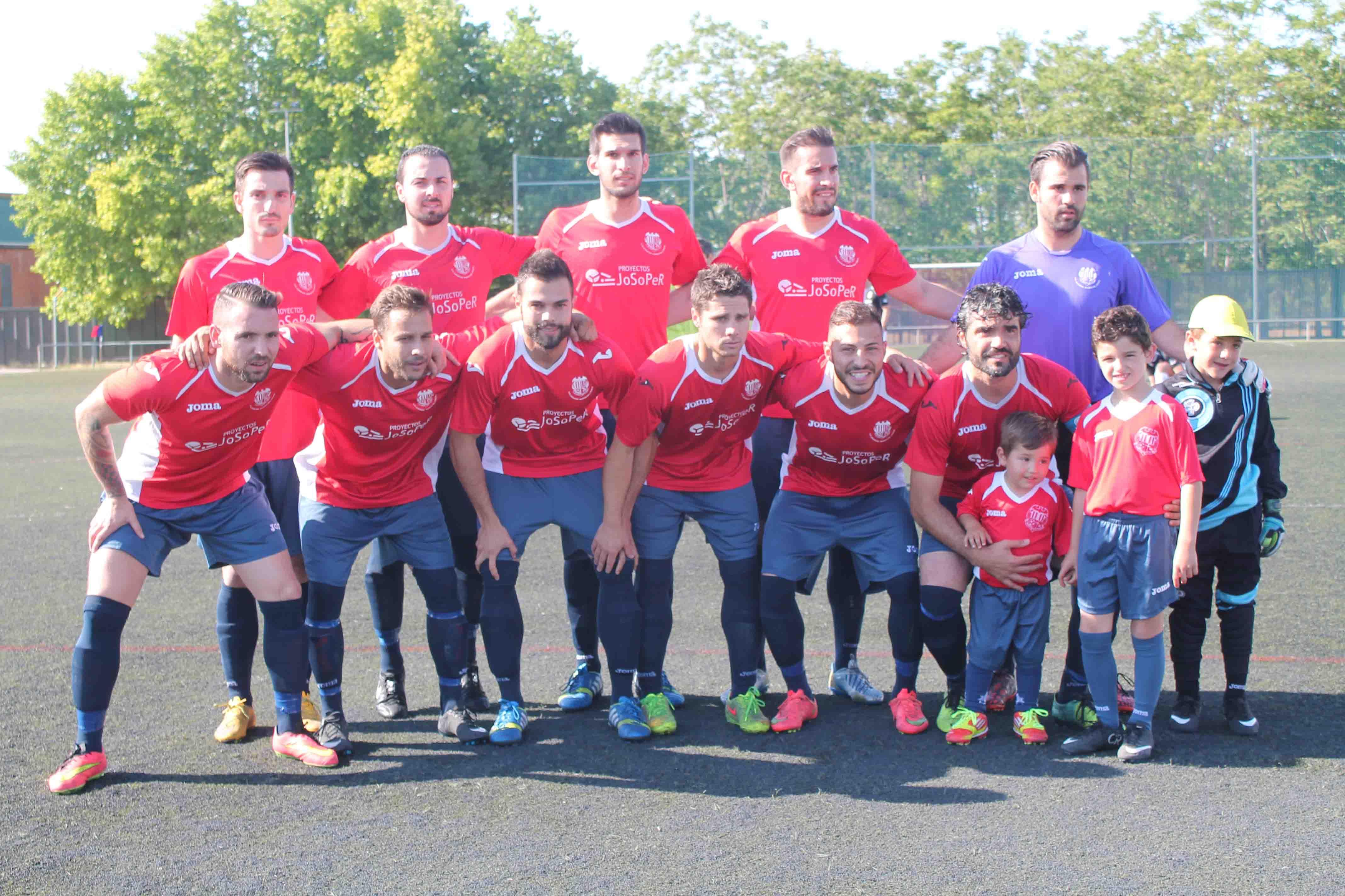 El Juventud Barrio del Cristo jugará la promoción a Tercera División