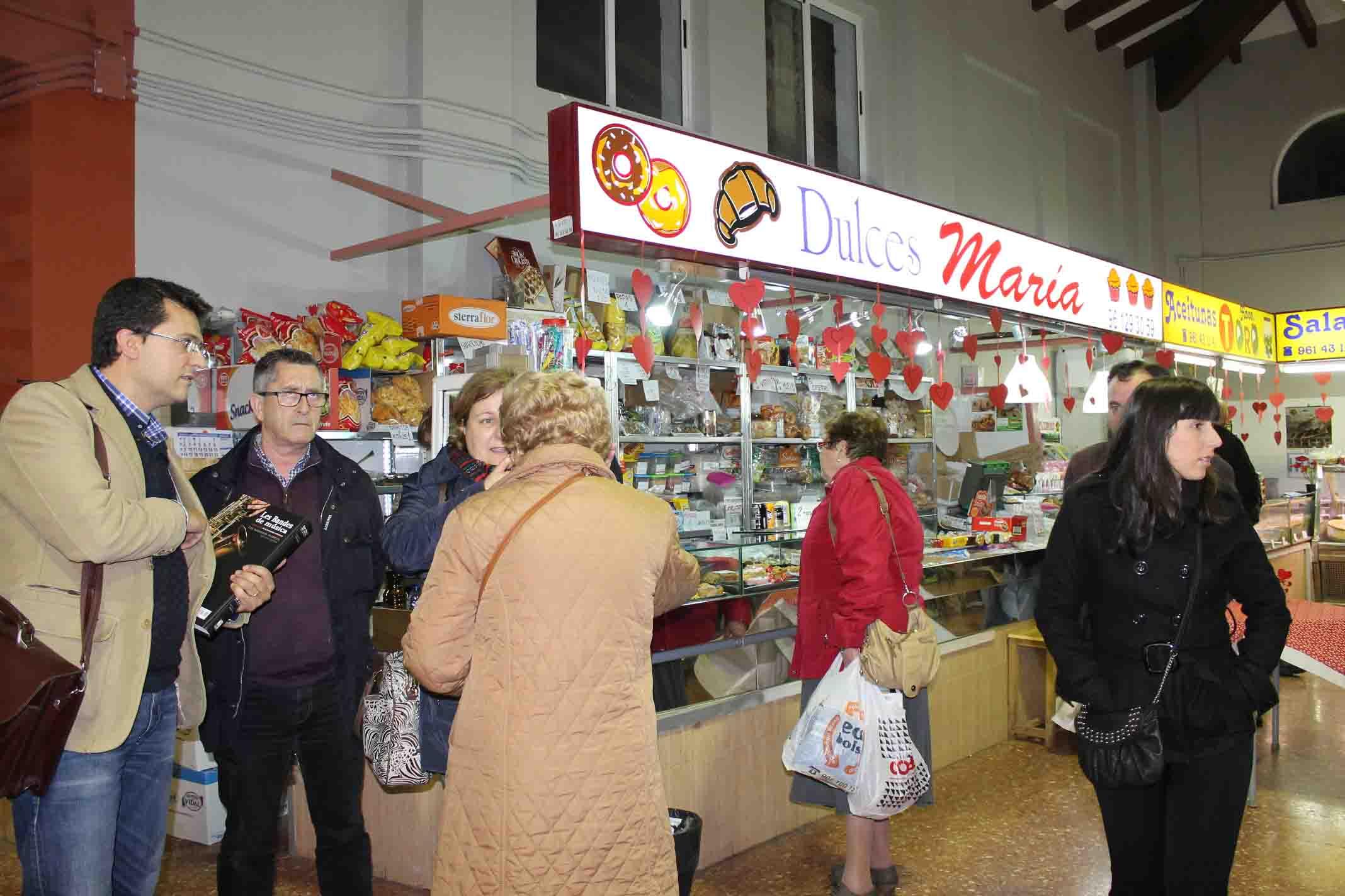 Alfafar celebra esta noche su segunda Shopping Night en el mercado