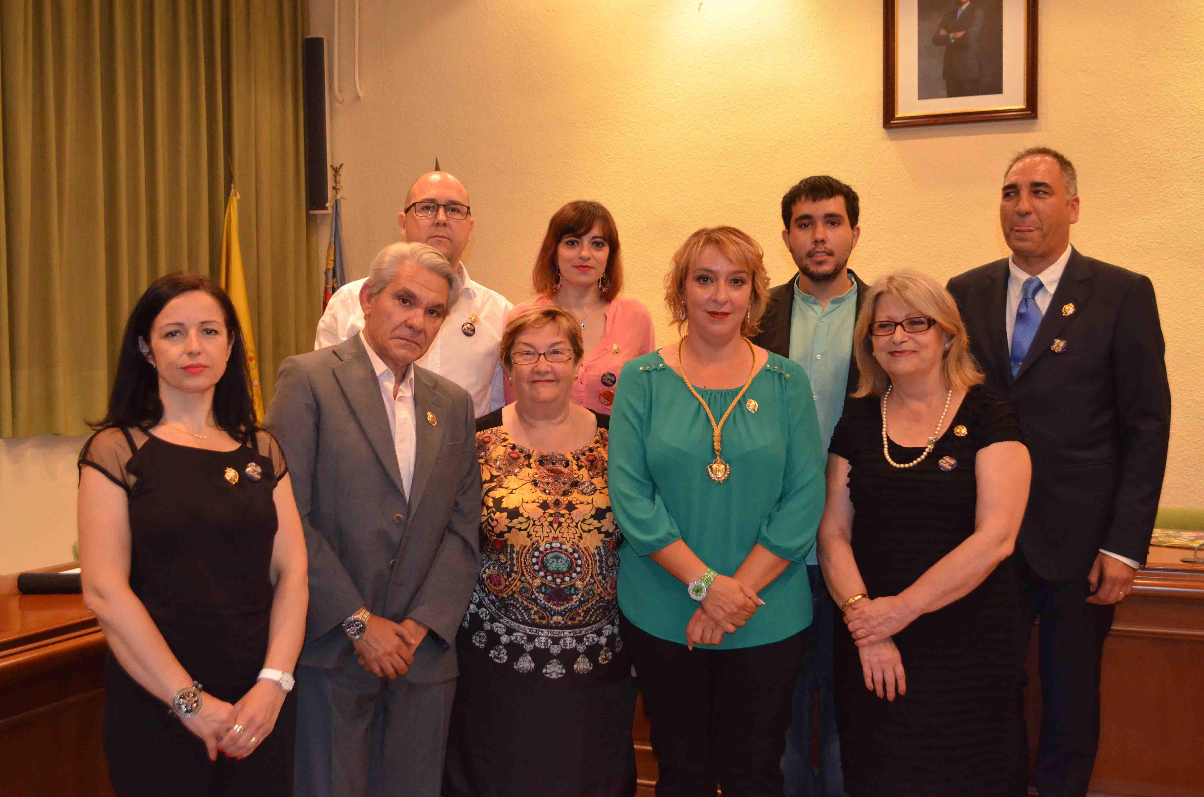Eva Sanz conforma el nuevo gobierno de Benetússer formado por cuatro grandes áreas