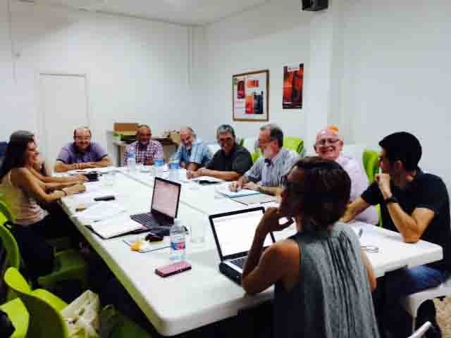 Els partits d'esquerres de Paiporta comencen a treballar en un programa de govern