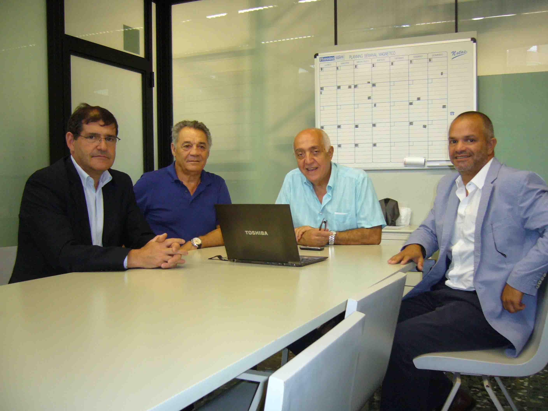 60 puestos de trabajo creará la empresa Caetano Coatings en Massanassa