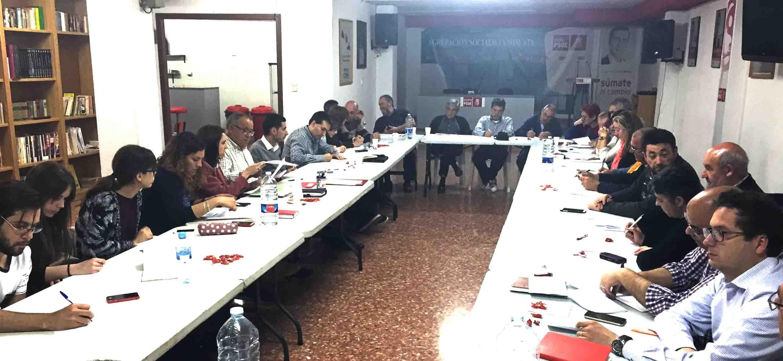 Bielsa reúne al comité electoral y a su ejecutiva para establecer dinámicas de transparencia en el gobierno de Mislata