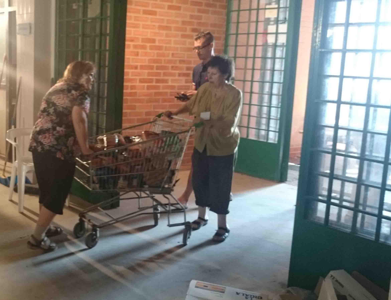 Alfafar reparte 22.500 kilos de comida entre 286 familias necesitadas