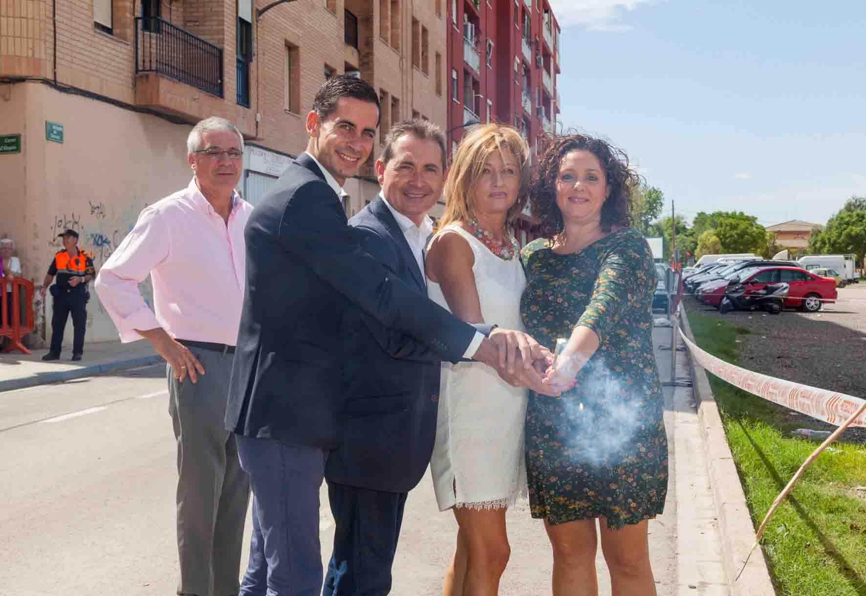 La Asociación de Vecinos de la Avenida de la Paz de Mislata celebra sus 25 años de historia