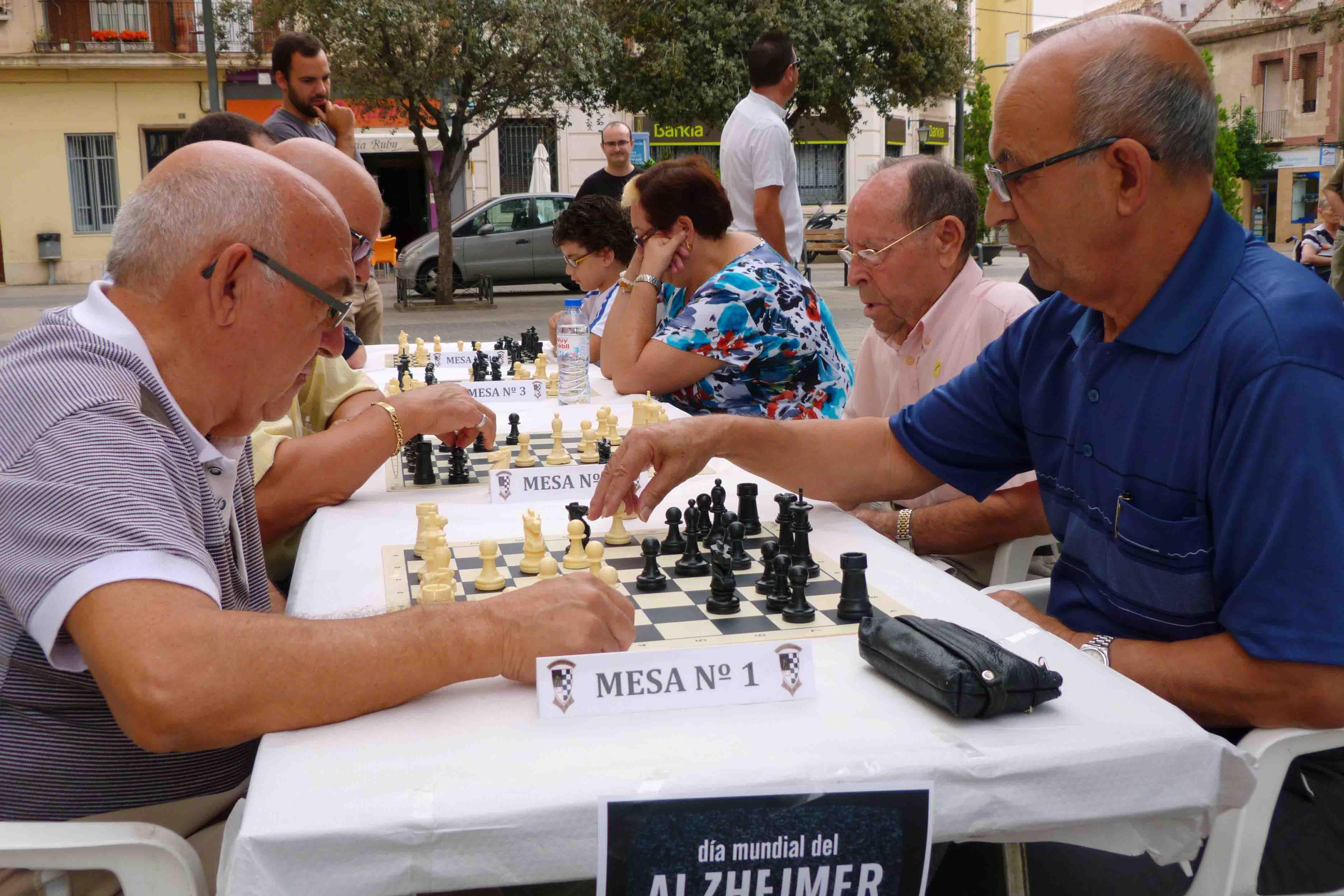 Quart de Poblet celebra el 21 de septiembre una intensa jornada por el Día Mundial del Alzhéimer