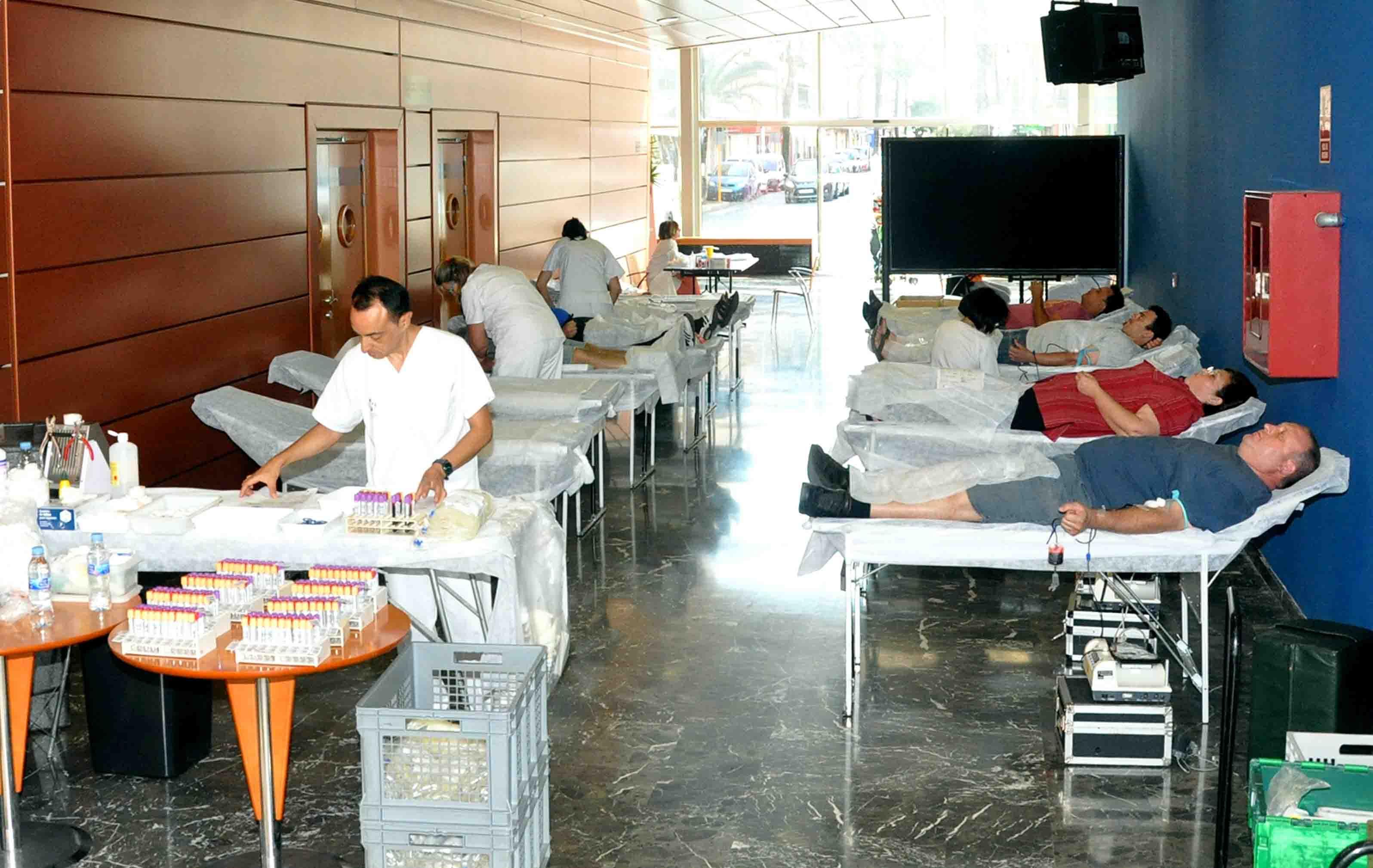 Paiporta celebra mañana la fiesta de la donación de sangre