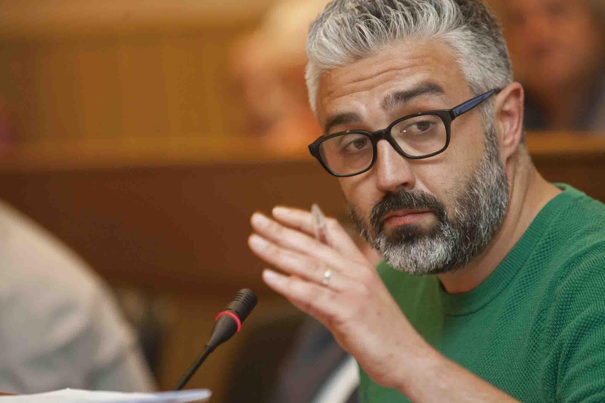 Juanma Ramón pide una auditoría de la deuda de Paterna