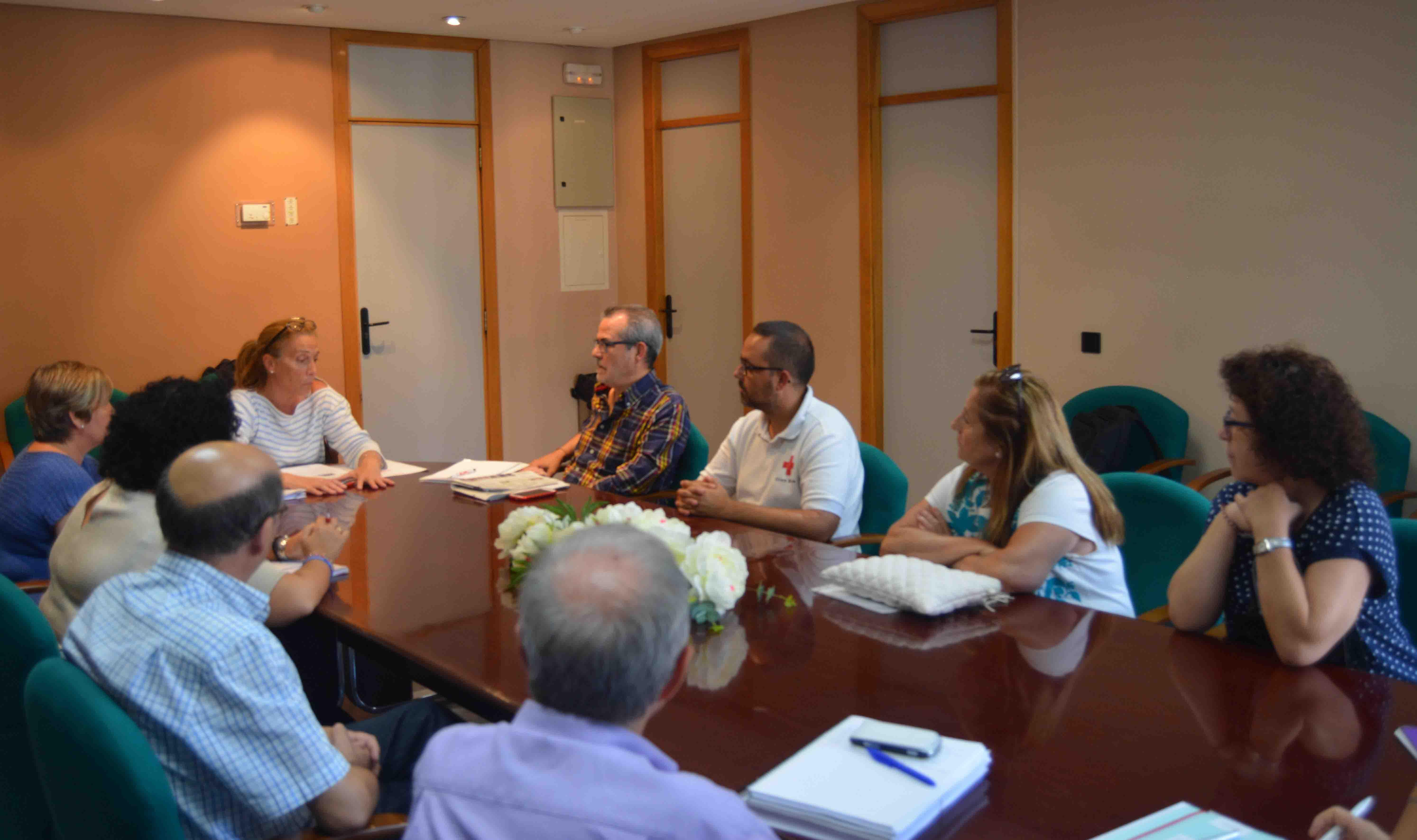 Aldaia se adhiere a la red de municipios refugio