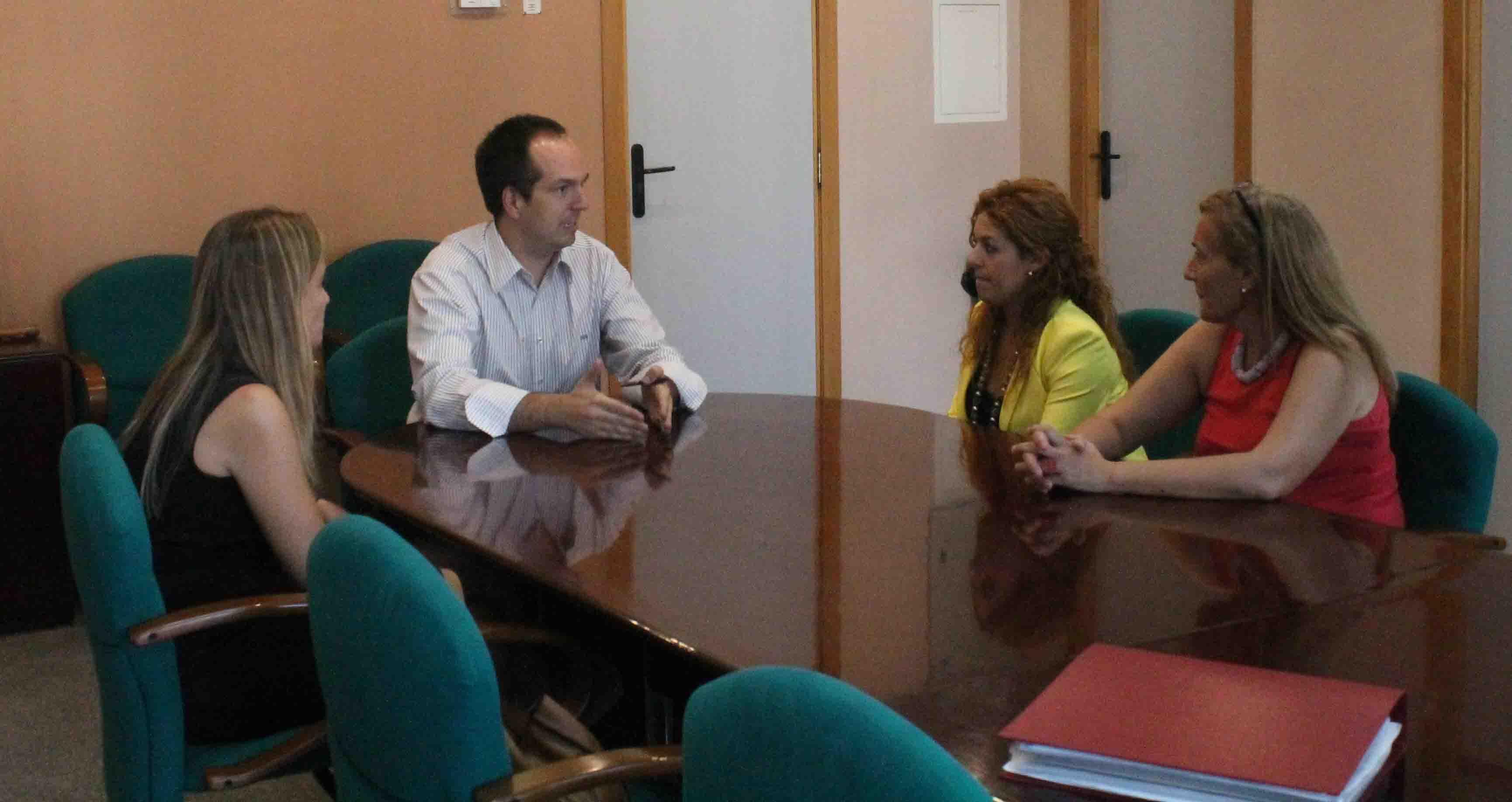 Aldaia trabaja con Bankia y Banco Santander para que no hayan desahucios en el municipio