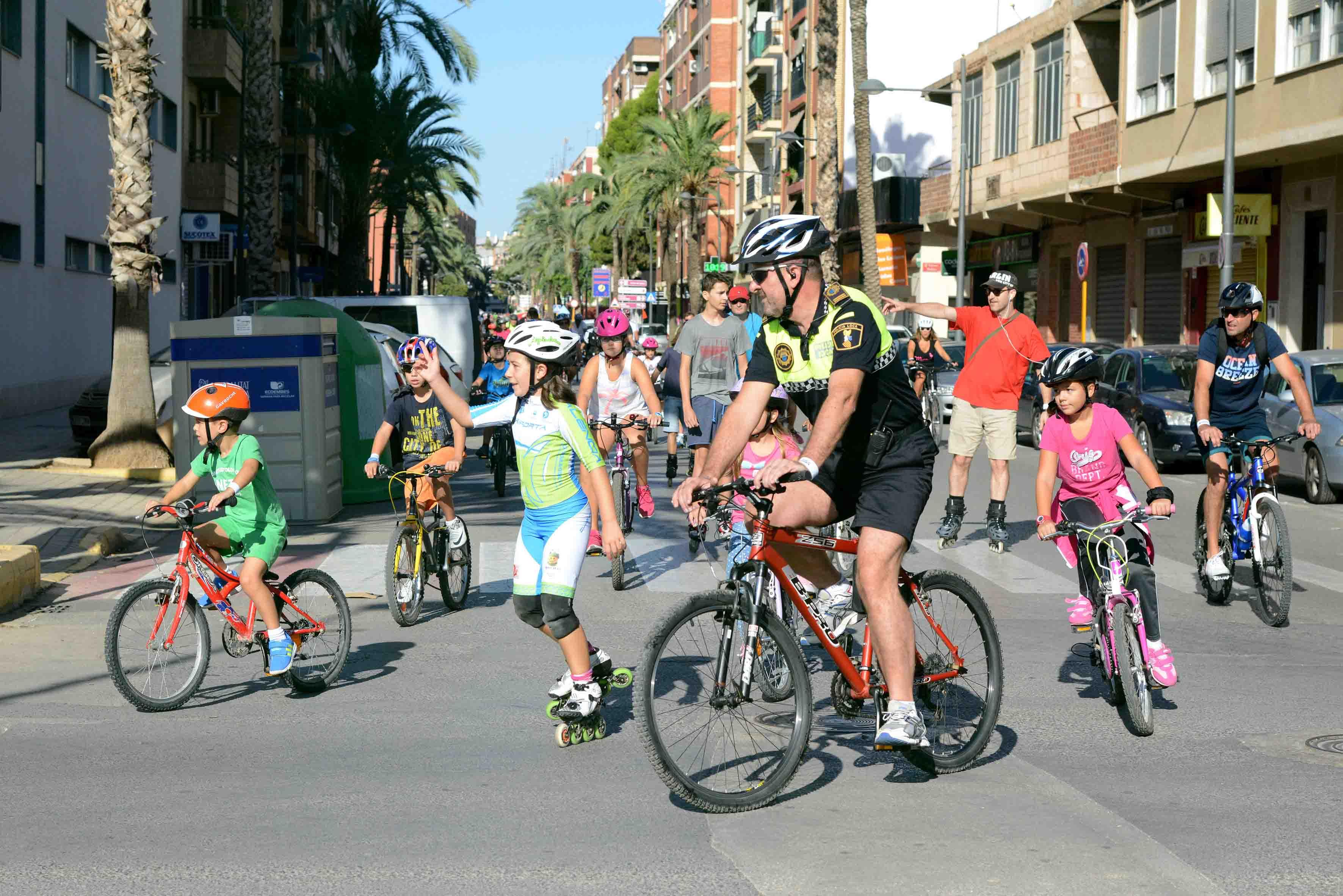 Paiporta cerrará al tráfico varias calles para celebrar el Día sin coches