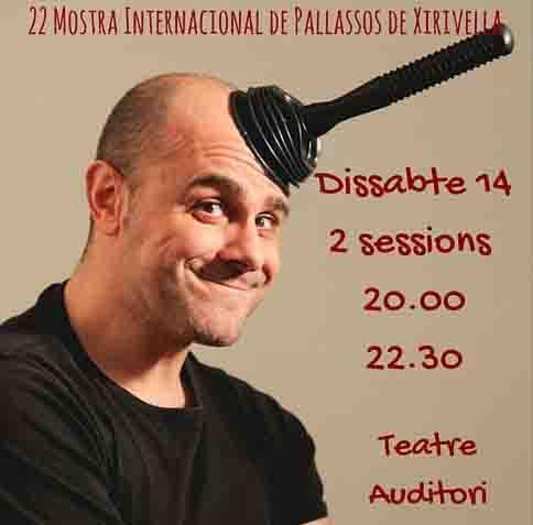 La Mostra Internacional de Pallassos de Xirivella llega a su fin este domingo