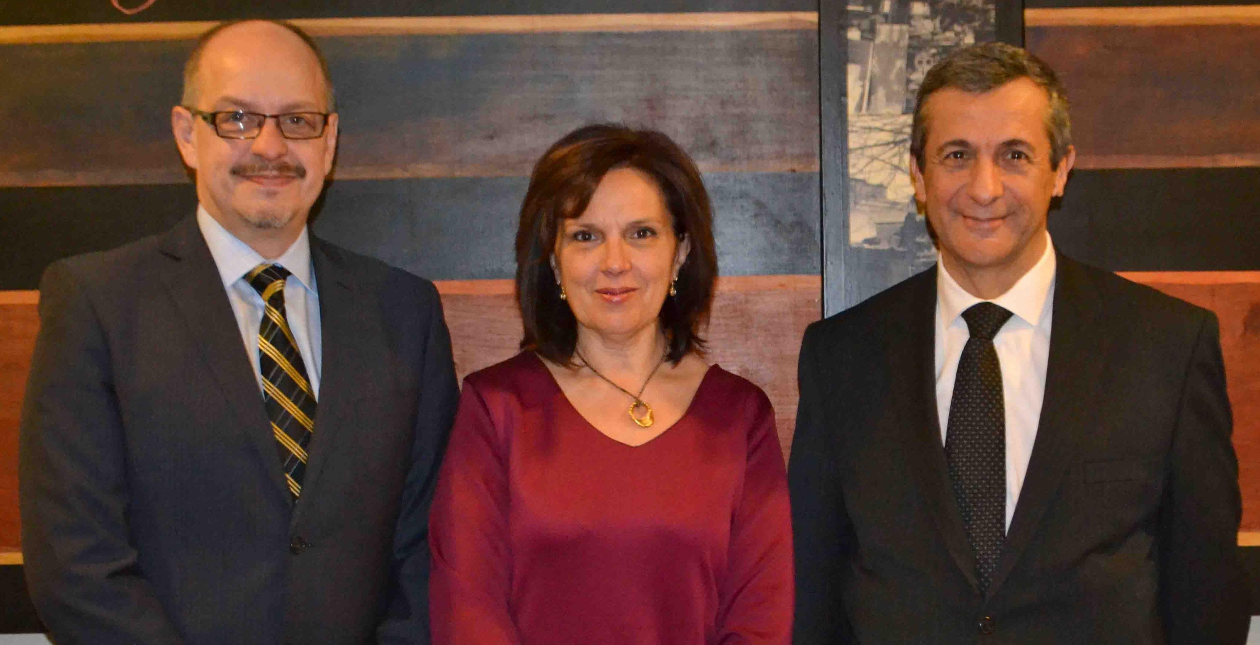 La alcaldesa de Quart de Poblet recibe al nuevo Director del Centro de Servicios de la ONU en Brindisi