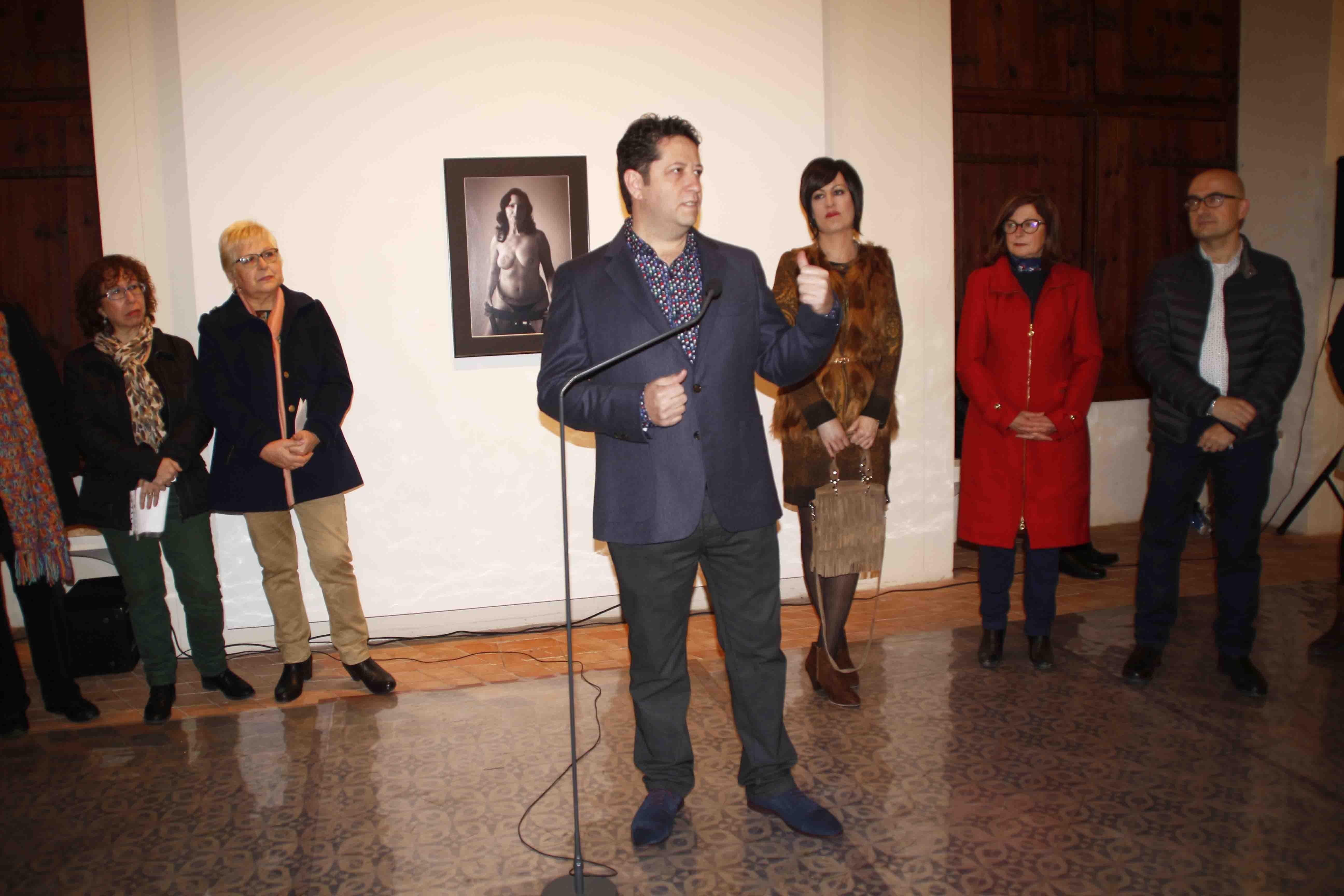 Pots visitar l'exposició 'Mastectomitzades' fins al 20 de febrer al Castell d'Alaquàs