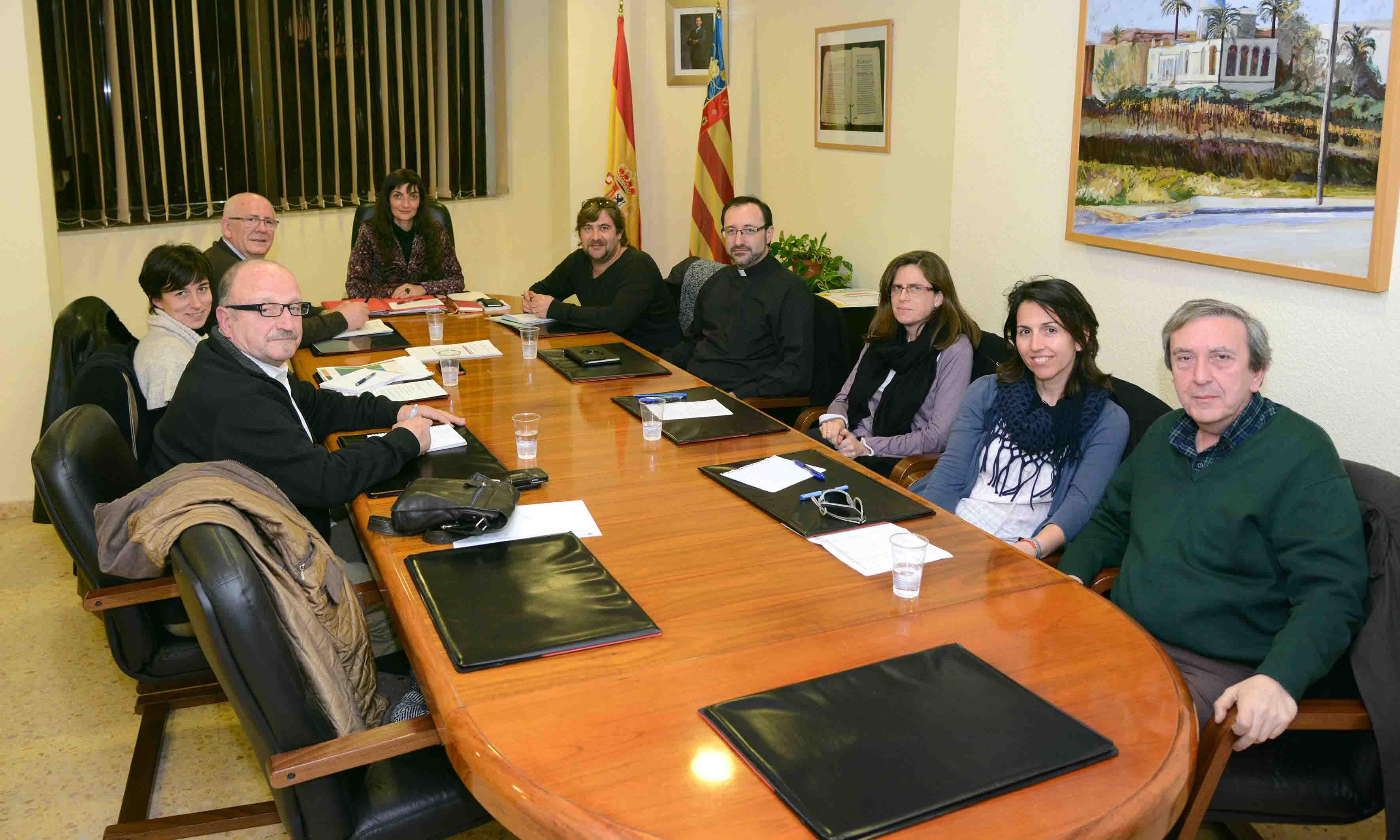 La Mesa de Cooperació Social de Paiporta continua treballant per als més necessitats