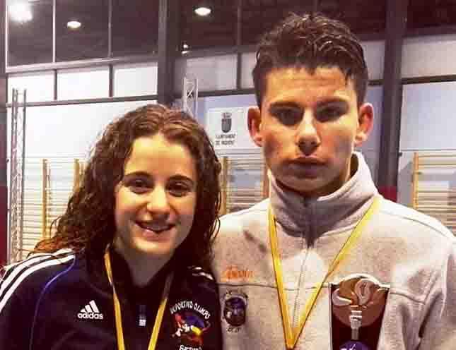 Paiporta aconsegueix duos noves medalles d'or en Taekwondo