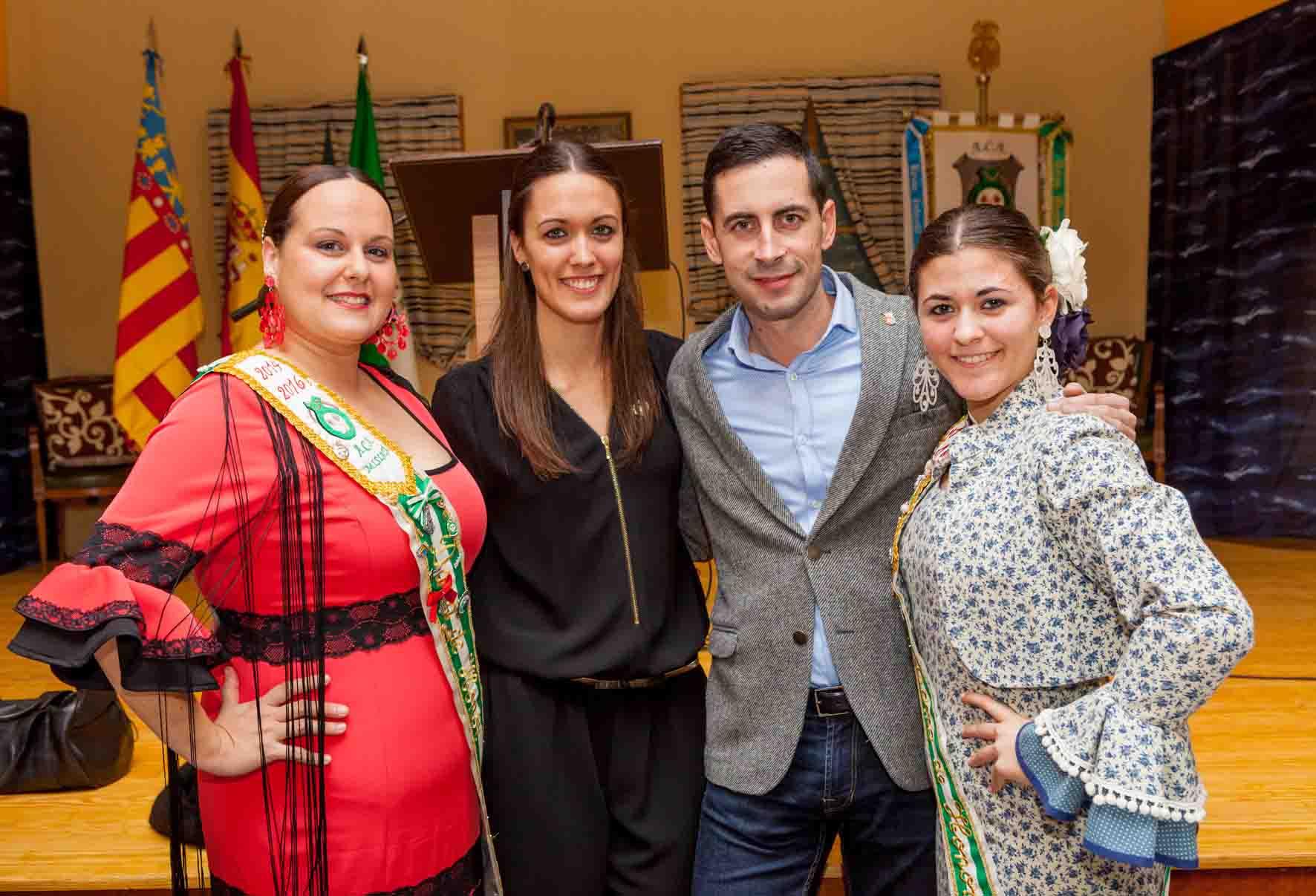 Granada, protagonista de la Semana Cultural de Andalucía en Mislata