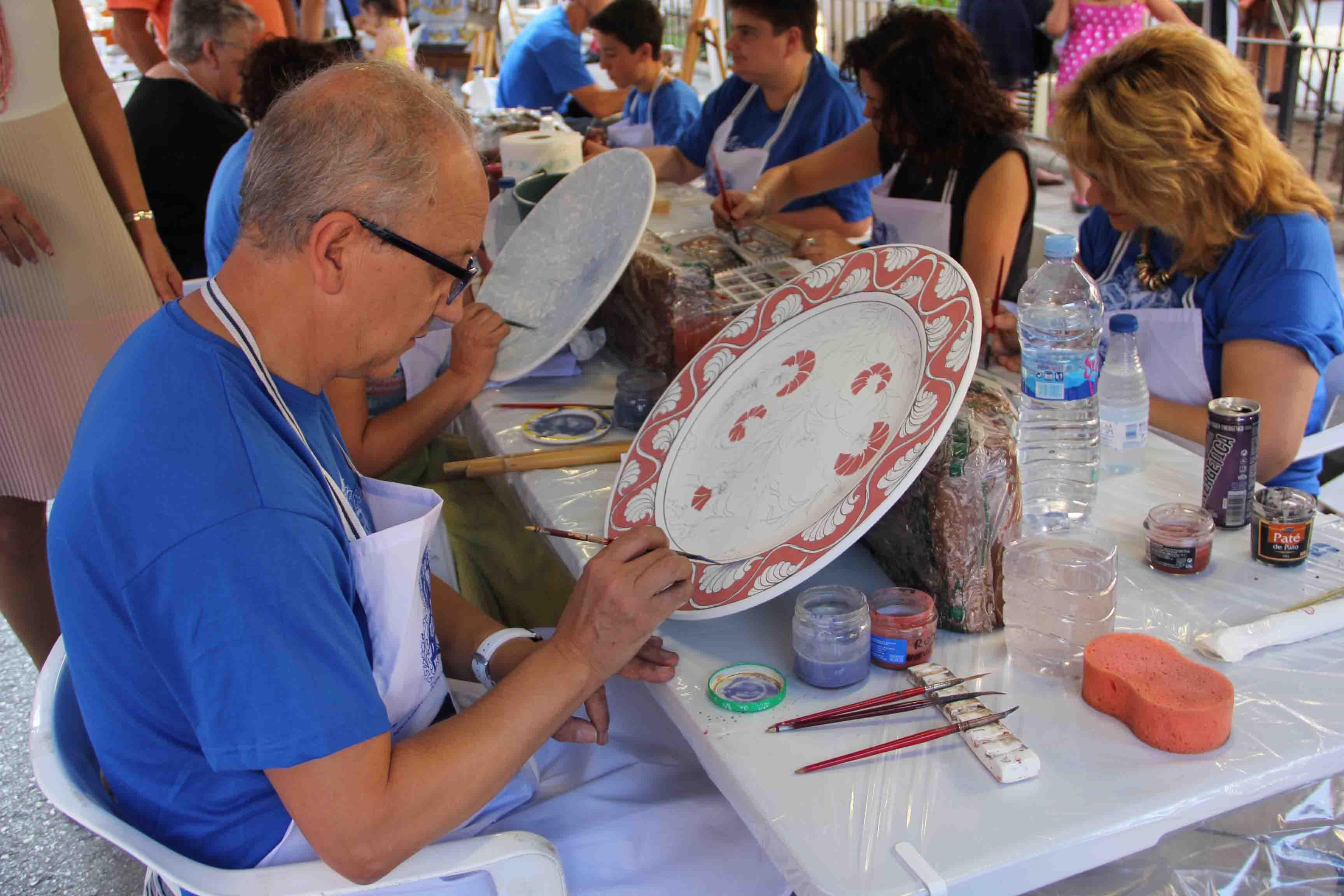 Manises organitza una jornada de portes obertes als tallers ceràmics