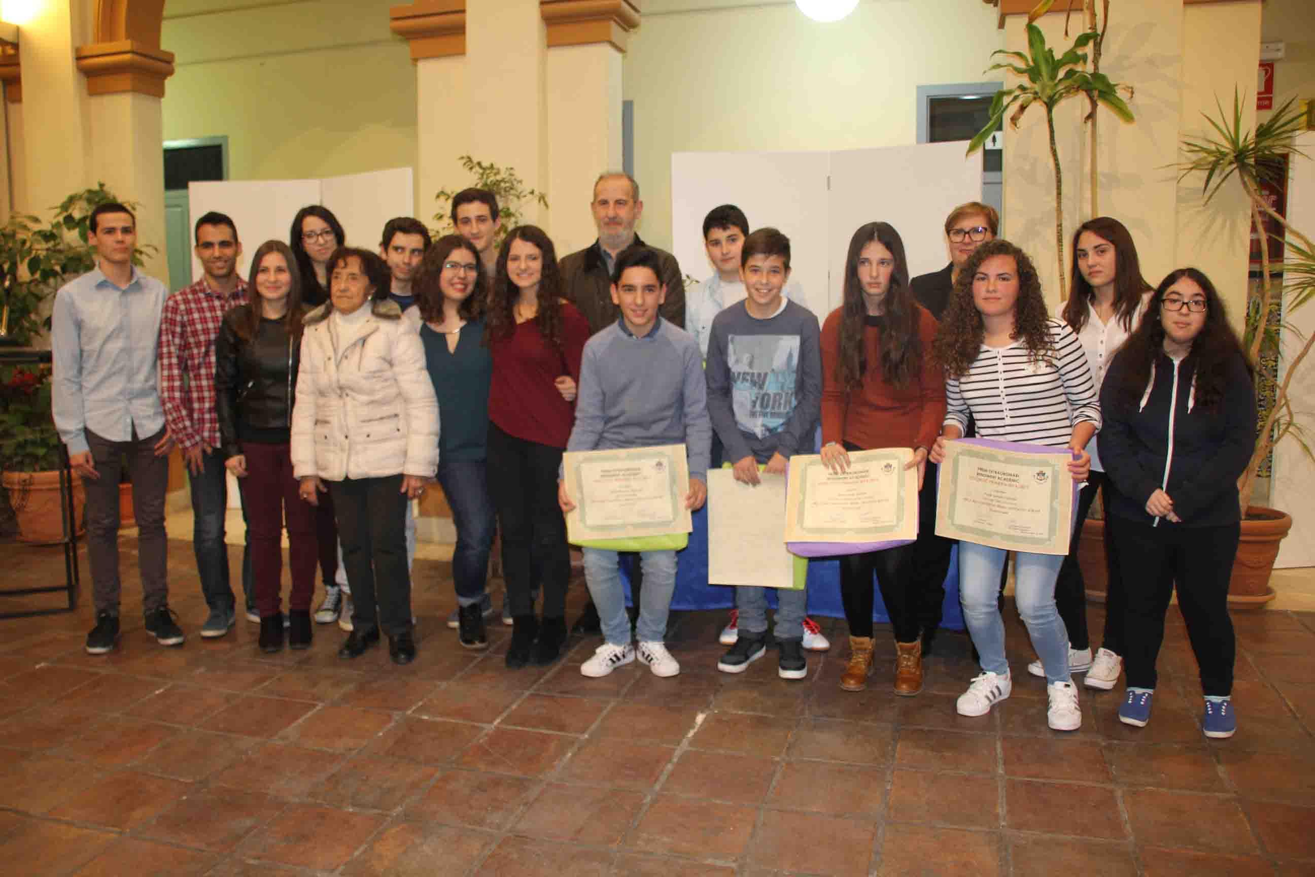 Manises premia per primera vegada el rendiment acadèmic dels alumnes