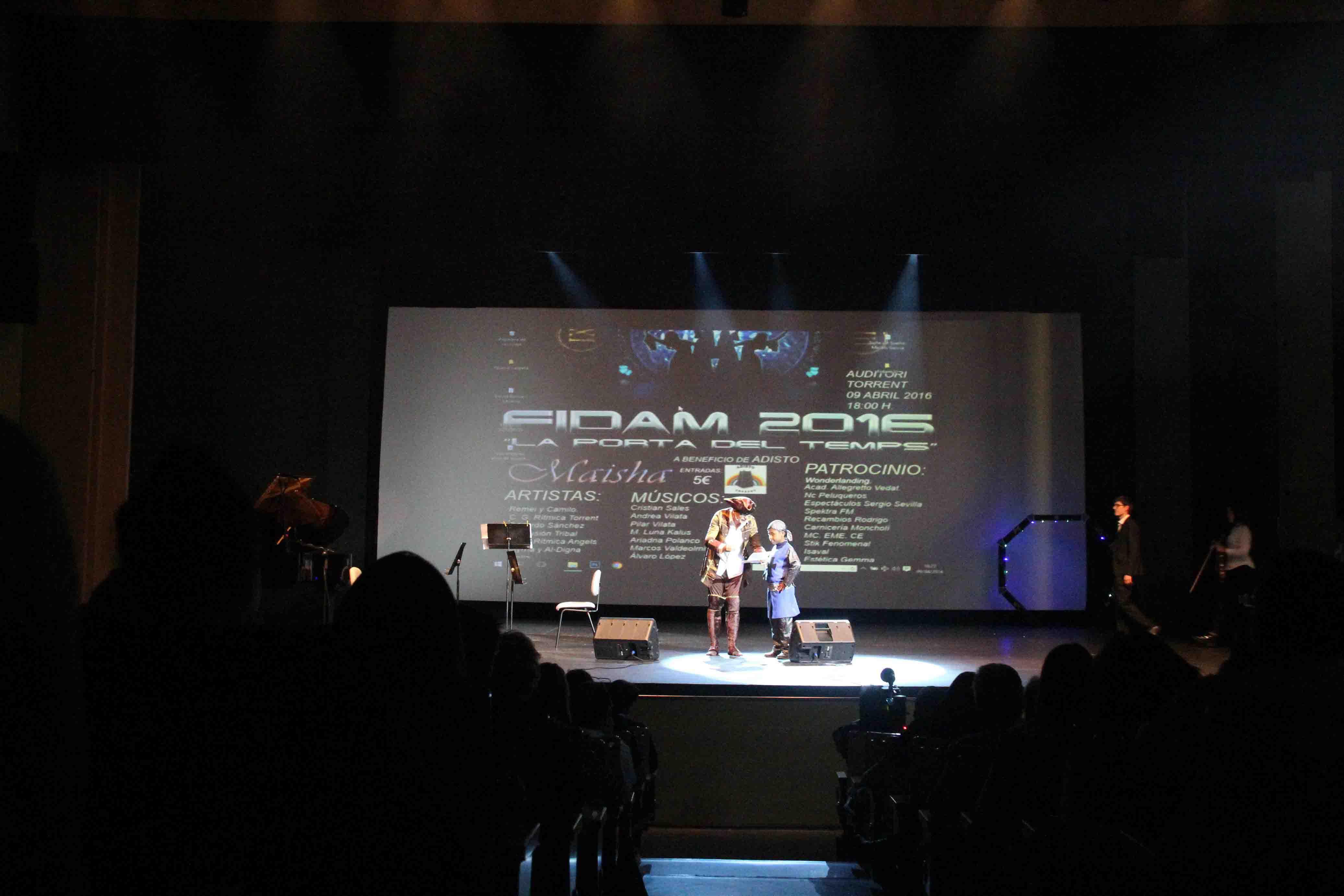 Torrent celebró la IV Gala Benéfica FIDAM en la que se recaudaron 2.215€