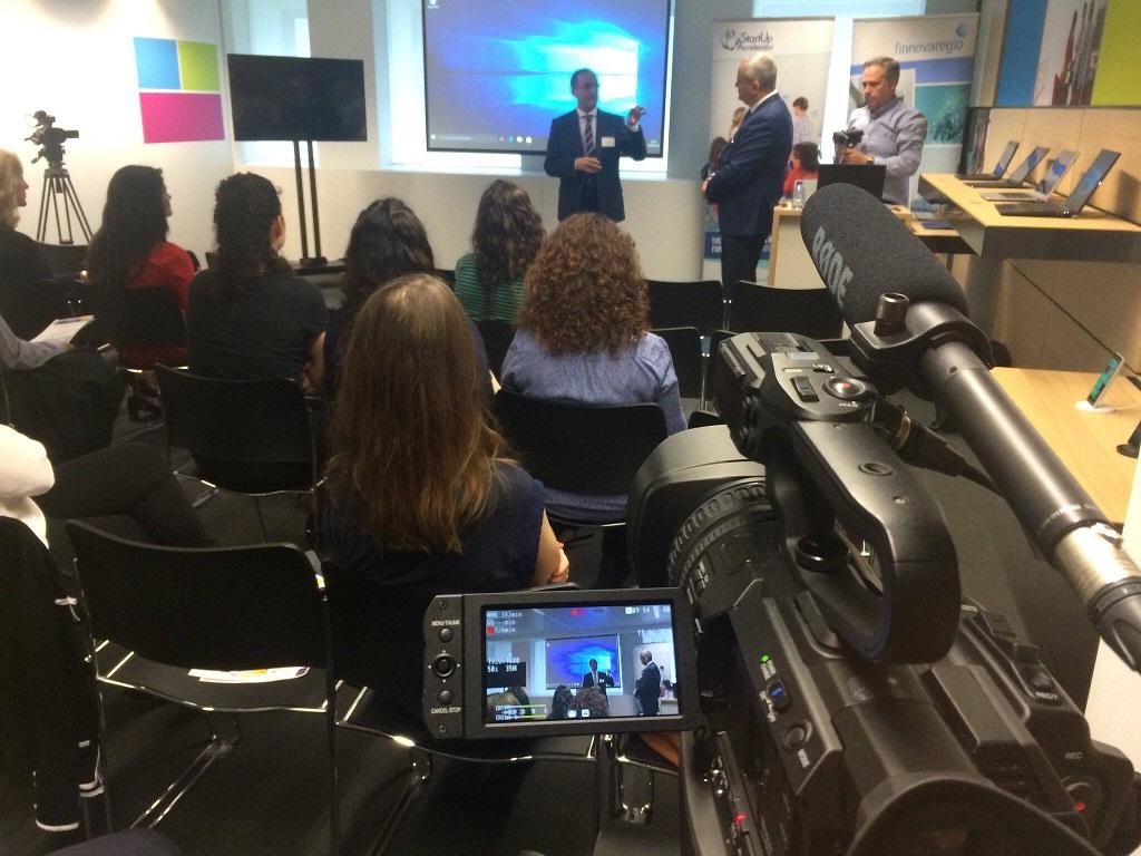 La Diputación de Valencia acude a Bruselas a explicar su programa Gestión del Talento