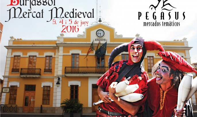 Burjassot acoge este fin de semana su Mercado Medieval