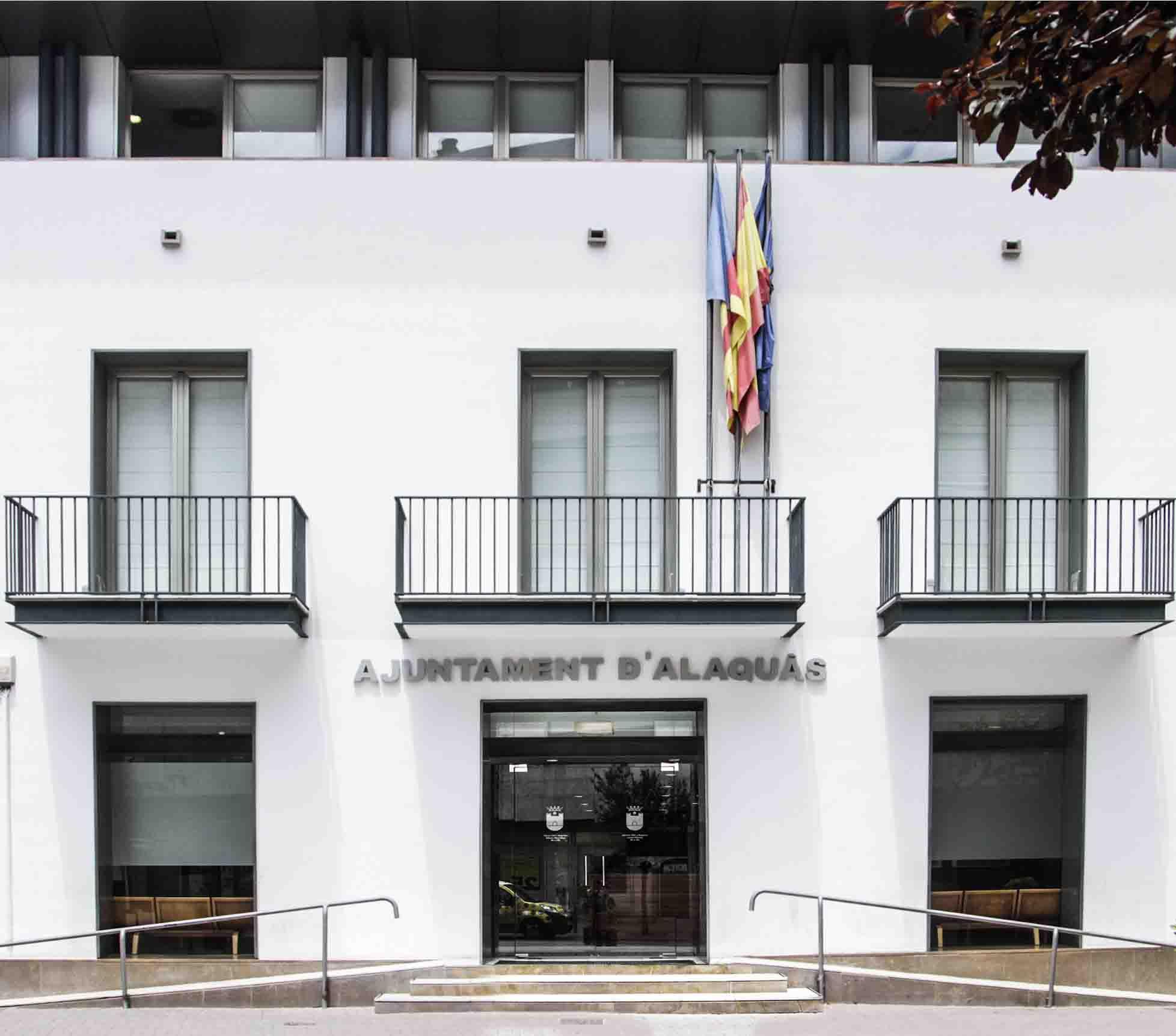 Compromís, Canviem y EU de Alaquàs reclaman más transparencia en el ayuntamiento