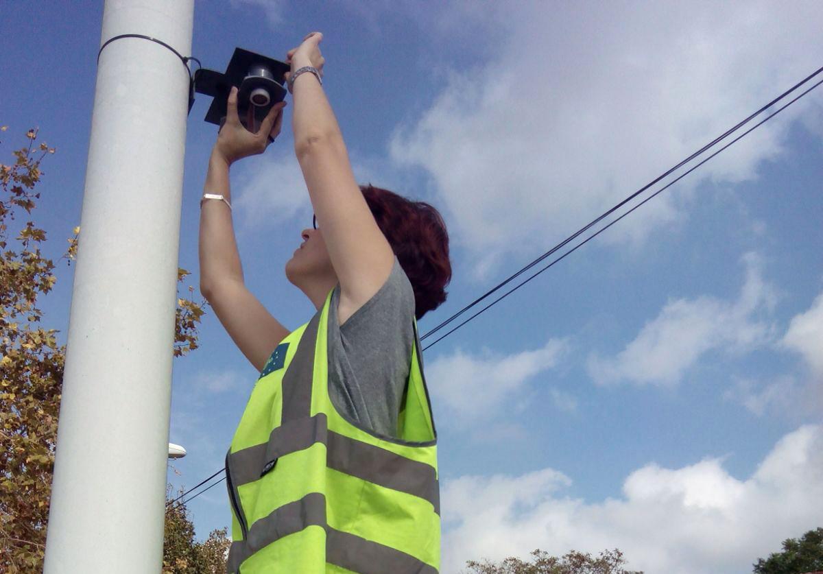 La Generalitat mide niveles de dióxido de nitrógeno en L'Horta