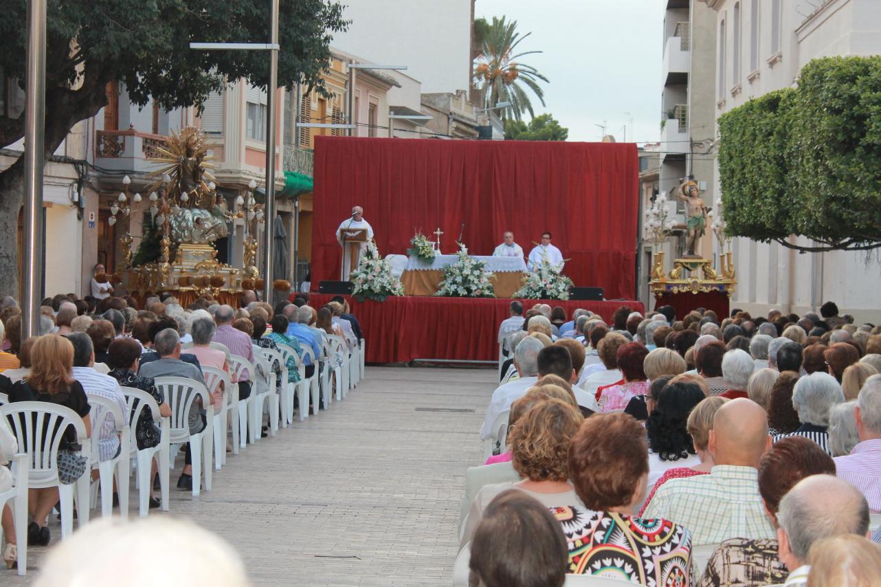 Alfafar celebra la tradicional Misa del Llidoner