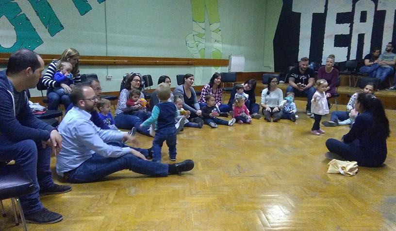 L'Artística Manisense oferix classes de pedagogia musical per a bebés