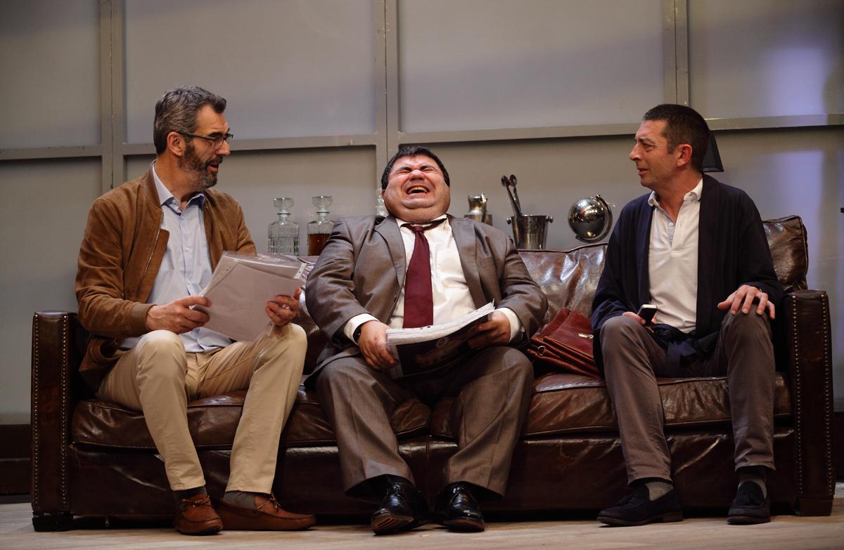 Gran Fele y «El sopar dels idiotes» en el Auditori de Torrent